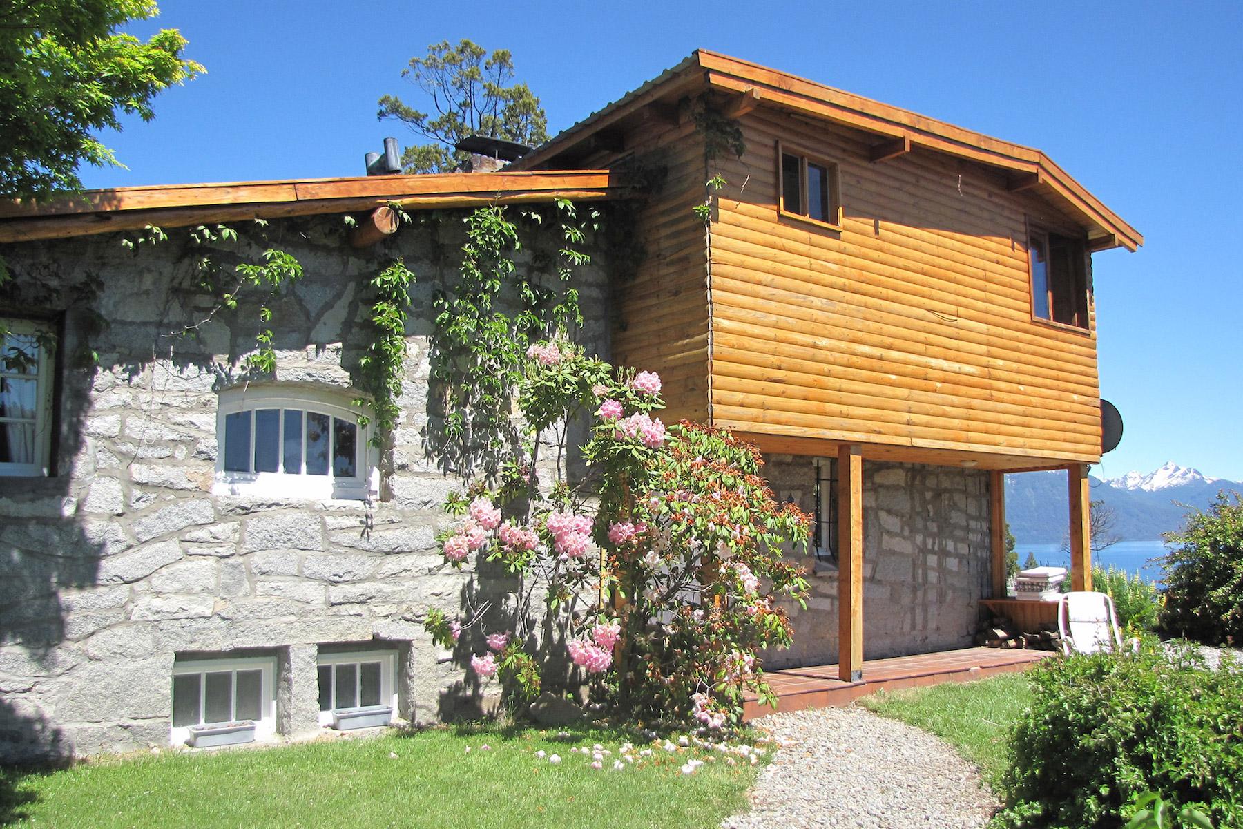 Einfamilienhaus für Verkauf beim Puerto Tabla Bariloche, Rio Negro, Argentinien