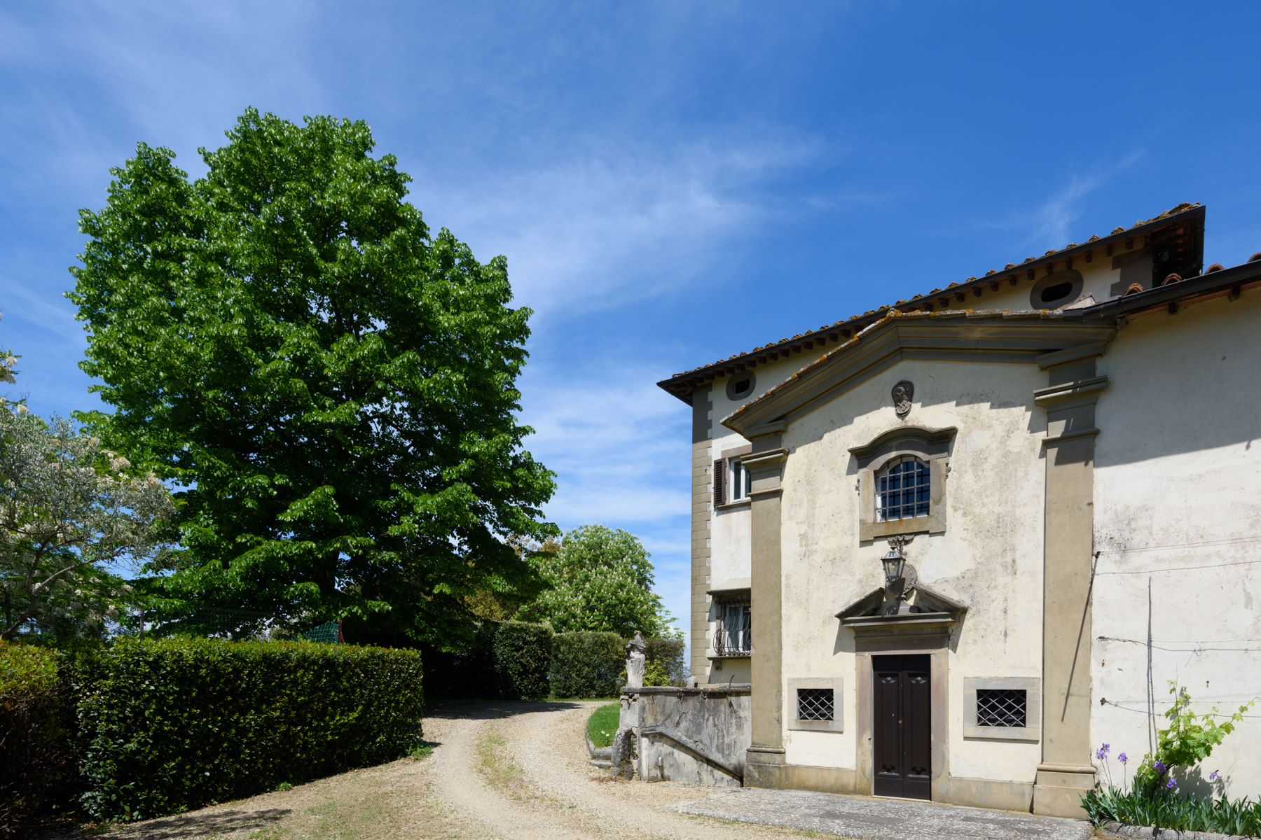 Additional photo for property listing at Michelangelesque Villa near Florence San Casciano in Val di Pesa San Casciano In Val Di Pesa, Florence 50026 Italy