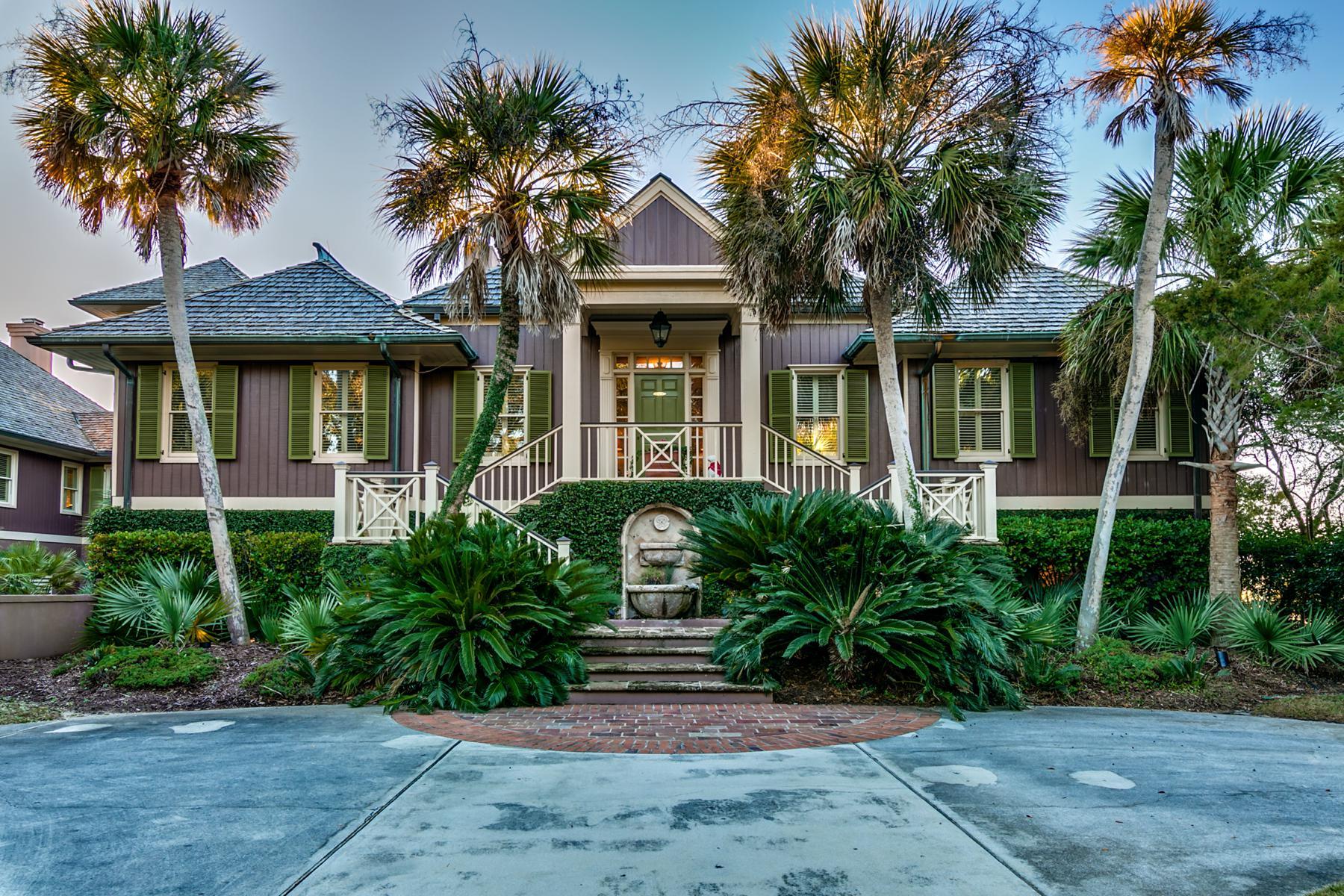 Nhà ở một gia đình vì Bán tại 522 DeBordieu Blvd Georgetown, Nam Carolina, 29440 Hoa Kỳ