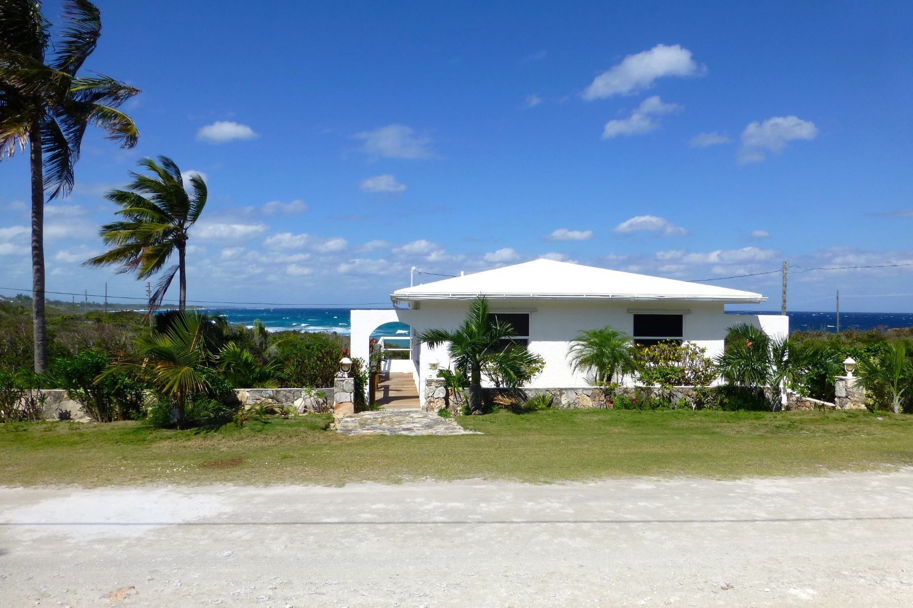 Single Family Home for Sale at An Elevated Cottage with Abundant Sea Views Rainbow Bay, Eleuthera Bahamas
