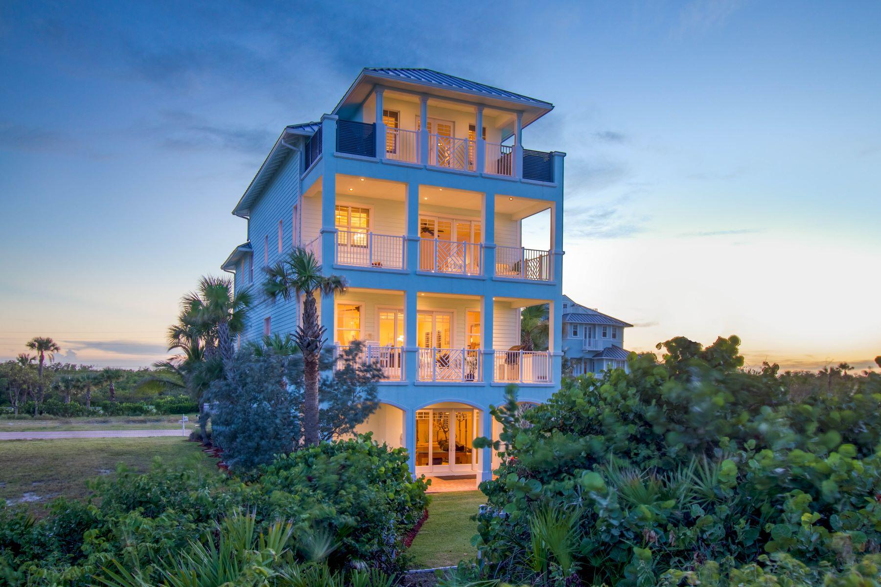 独户住宅 为 销售 在 4844 Watersong Way 哈钦森岛, 佛罗里达州, 34949 美国