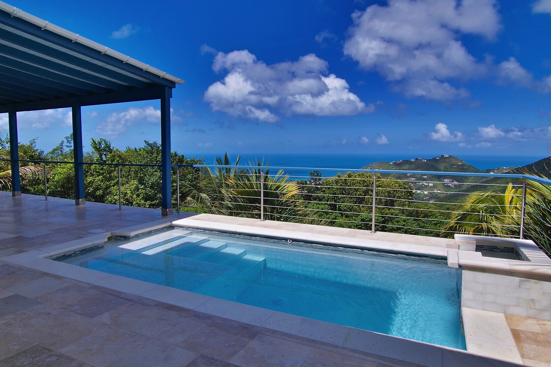 Maison unifamiliale pour l Vente à Shannon Heights Shannon, Tortola Iles Vierges Britanniques