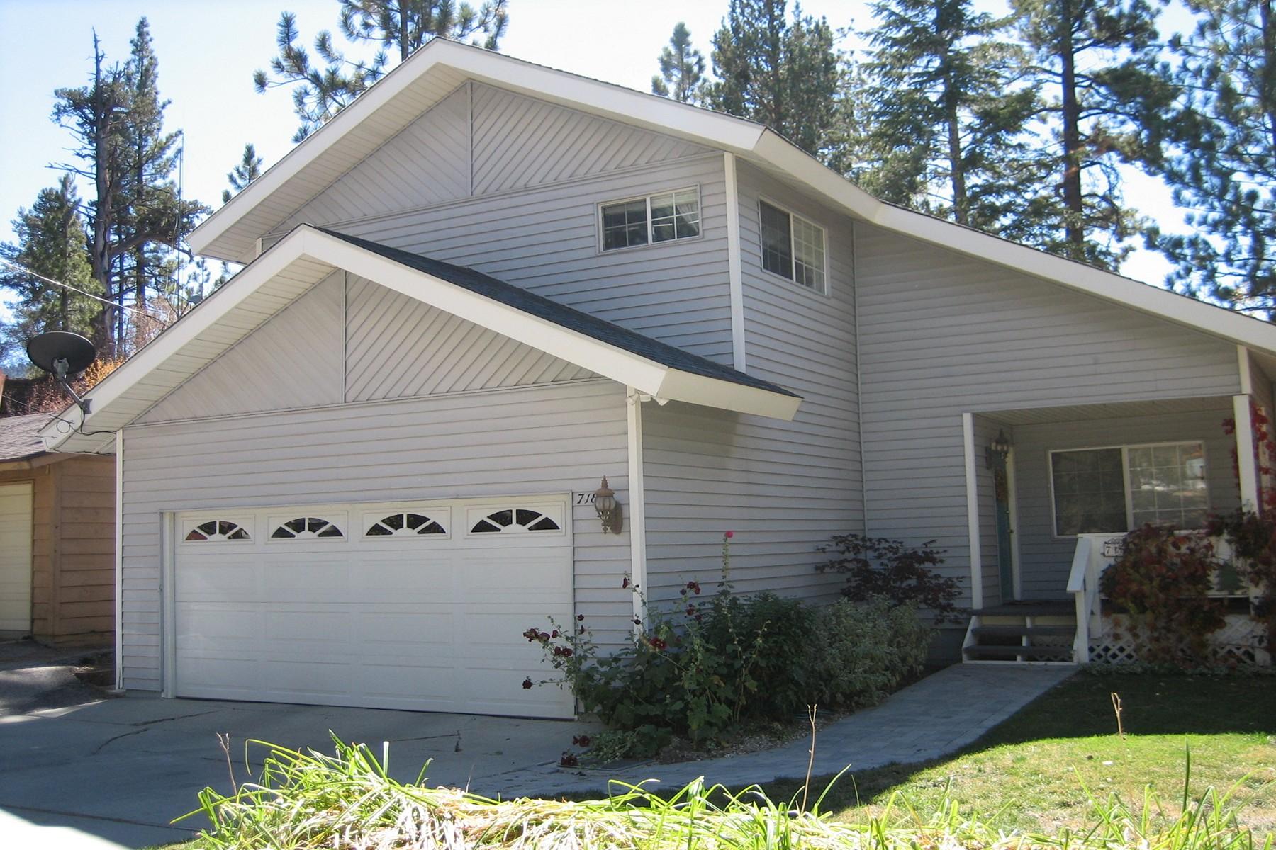 Casa para uma família para Venda às 718 Tehama 718 Tehama Dr Big Bear Lake, Califórnia, 92315 Estados Unidos