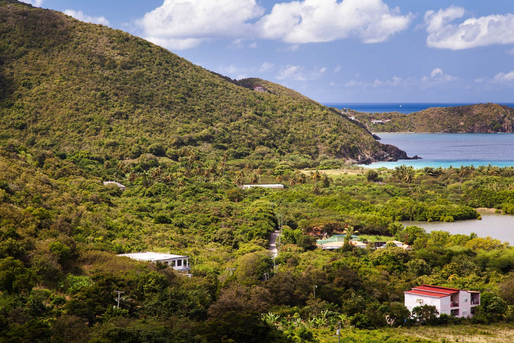 Land for Sale at Josiah's Secret Josiahs Bay, Tortola British Virgin Islands