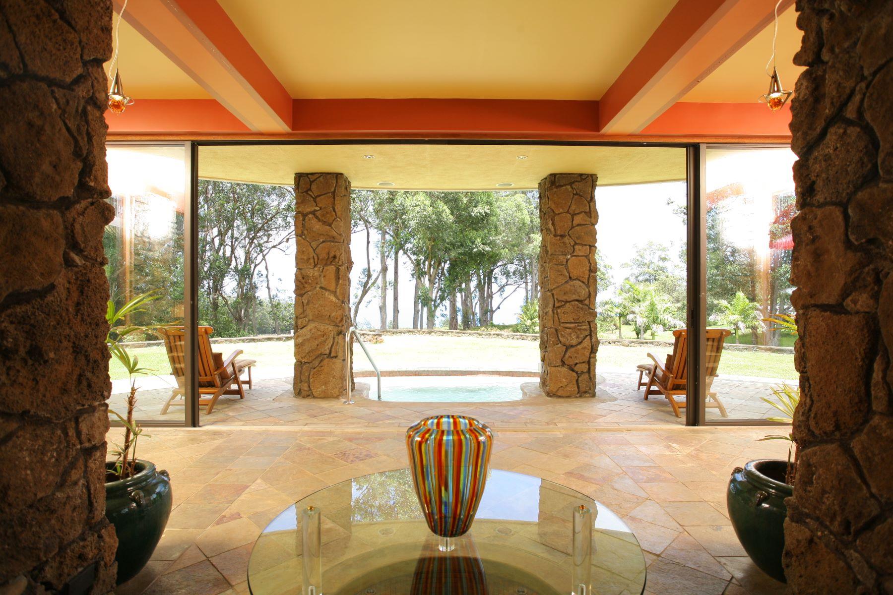 Casa Unifamiliar por un Venta en Waianuhea 45-3505 Kahana Dr., #1 Honokaa, Hawaii, 96727 Estados Unidos