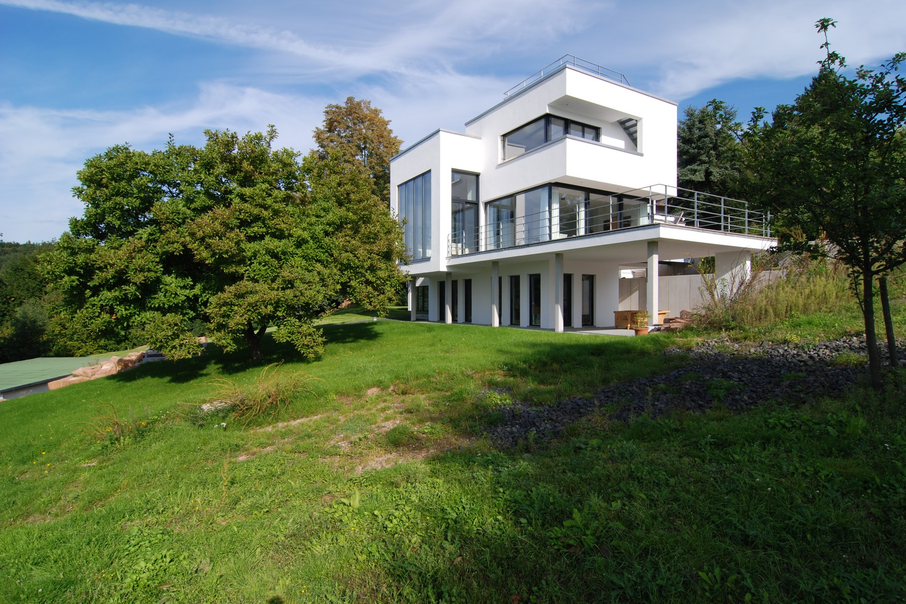 sales property at Architectural Masterpiece - Only Forty Minutes From Frankfurt Center