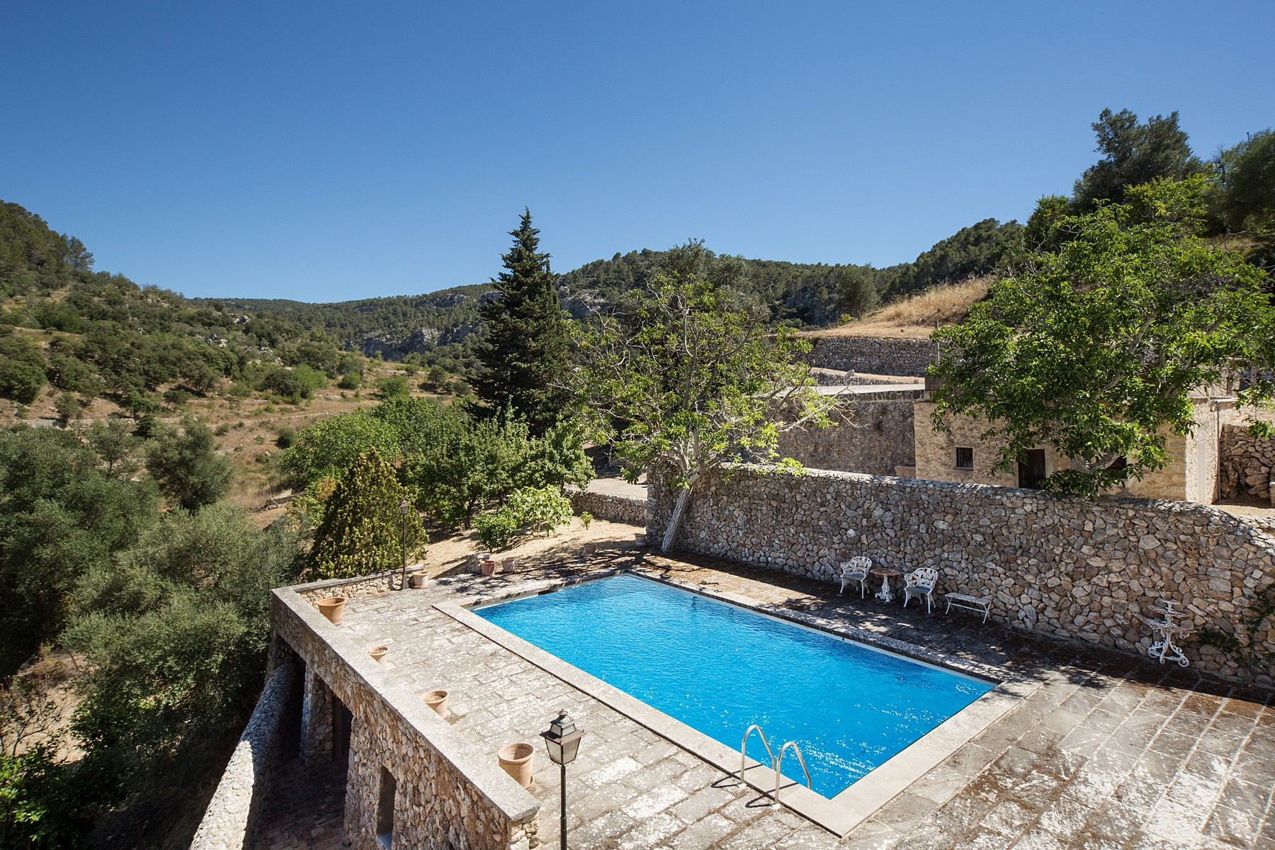 Single Family Home for Sale at Country estate in Puigpunyent Puigpunyent, Mallorca, 07001 Spain