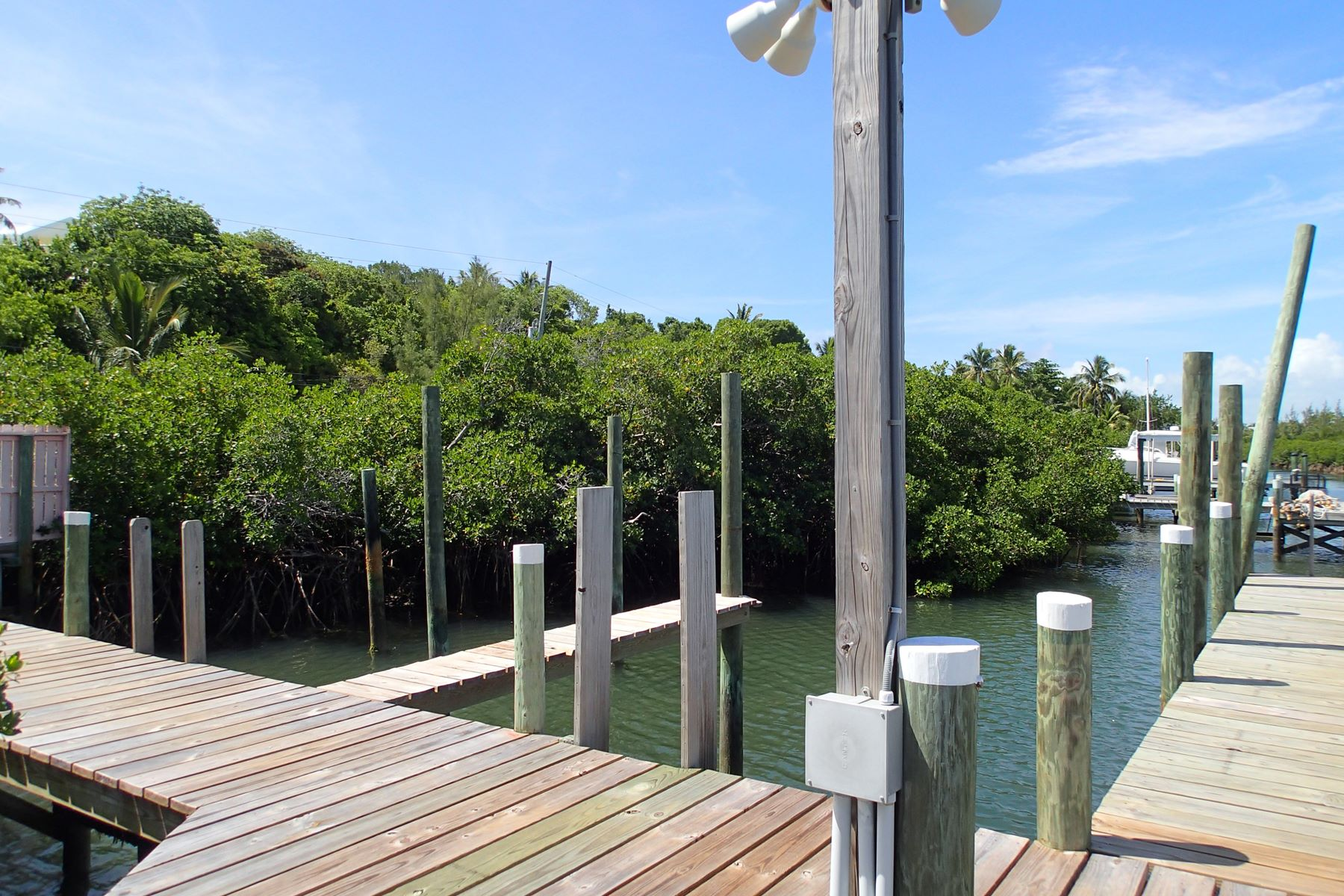 for Sale at Nigh Creek Dock Slips H, I & J Elbow Cay Hope Town, Abaco Bahamas