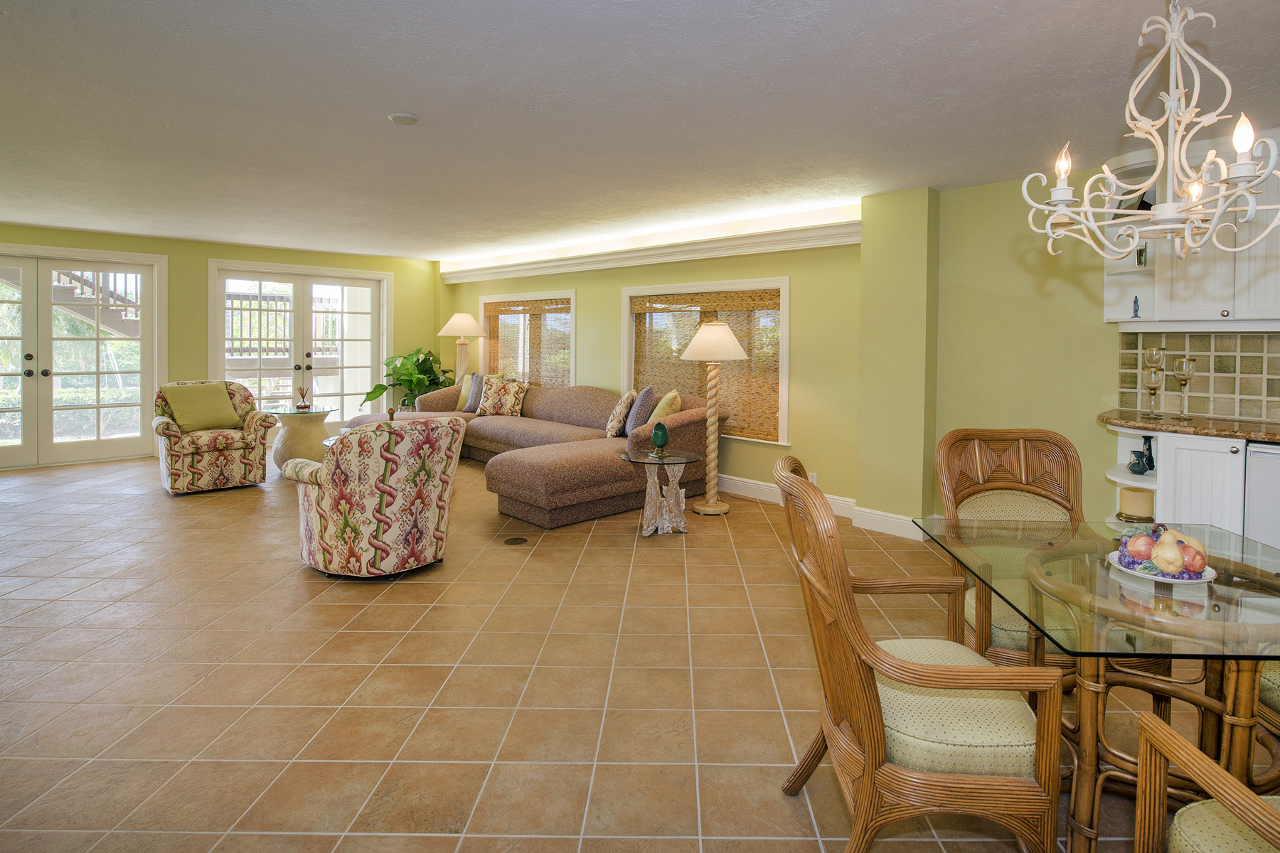 Additional photo for property listing at Waterfront Family Home at Ocean Reef 48 Sunrise Cay Drive Key Largo, 佛羅里達州 33037 美國