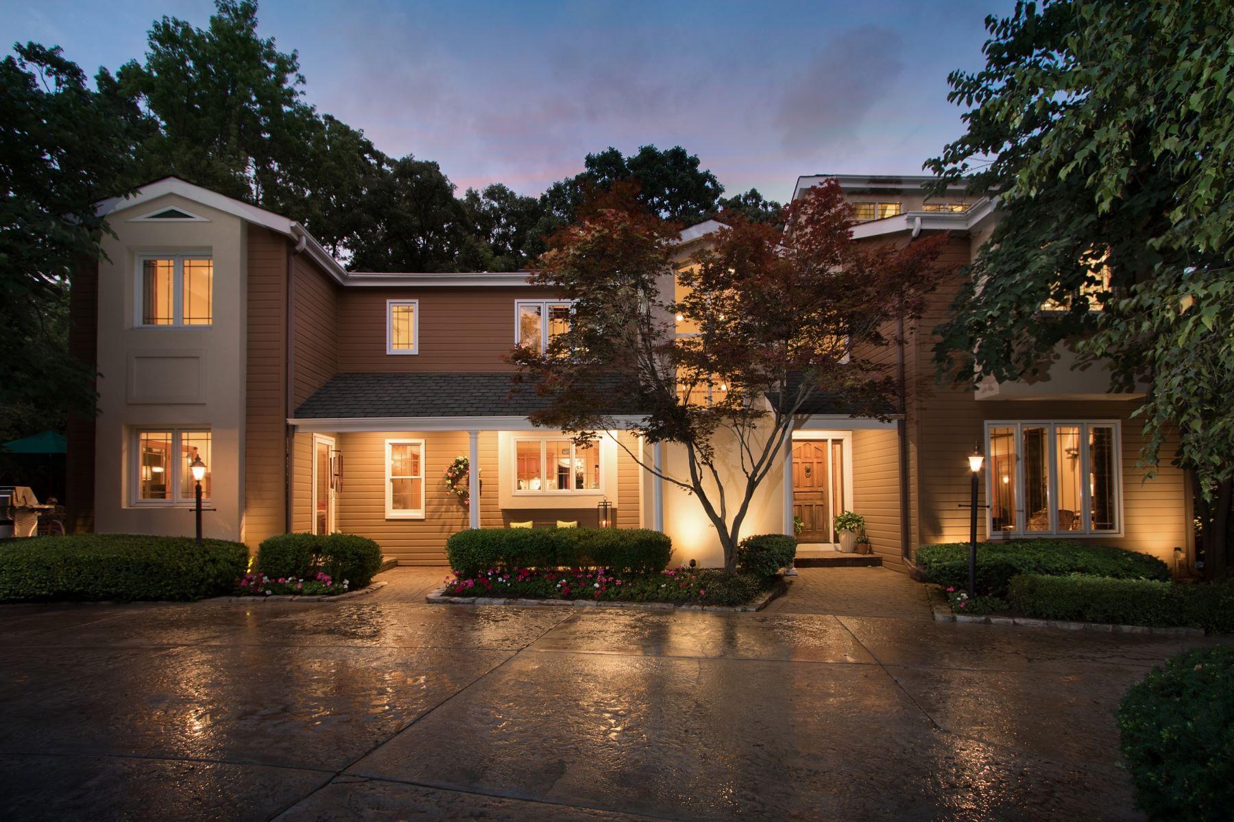一戸建て のために 売買 アット Pinegrove Barrington Hills 112 Brinker Road Barrington Hills, イリノイ, 60010 アメリカ合衆国