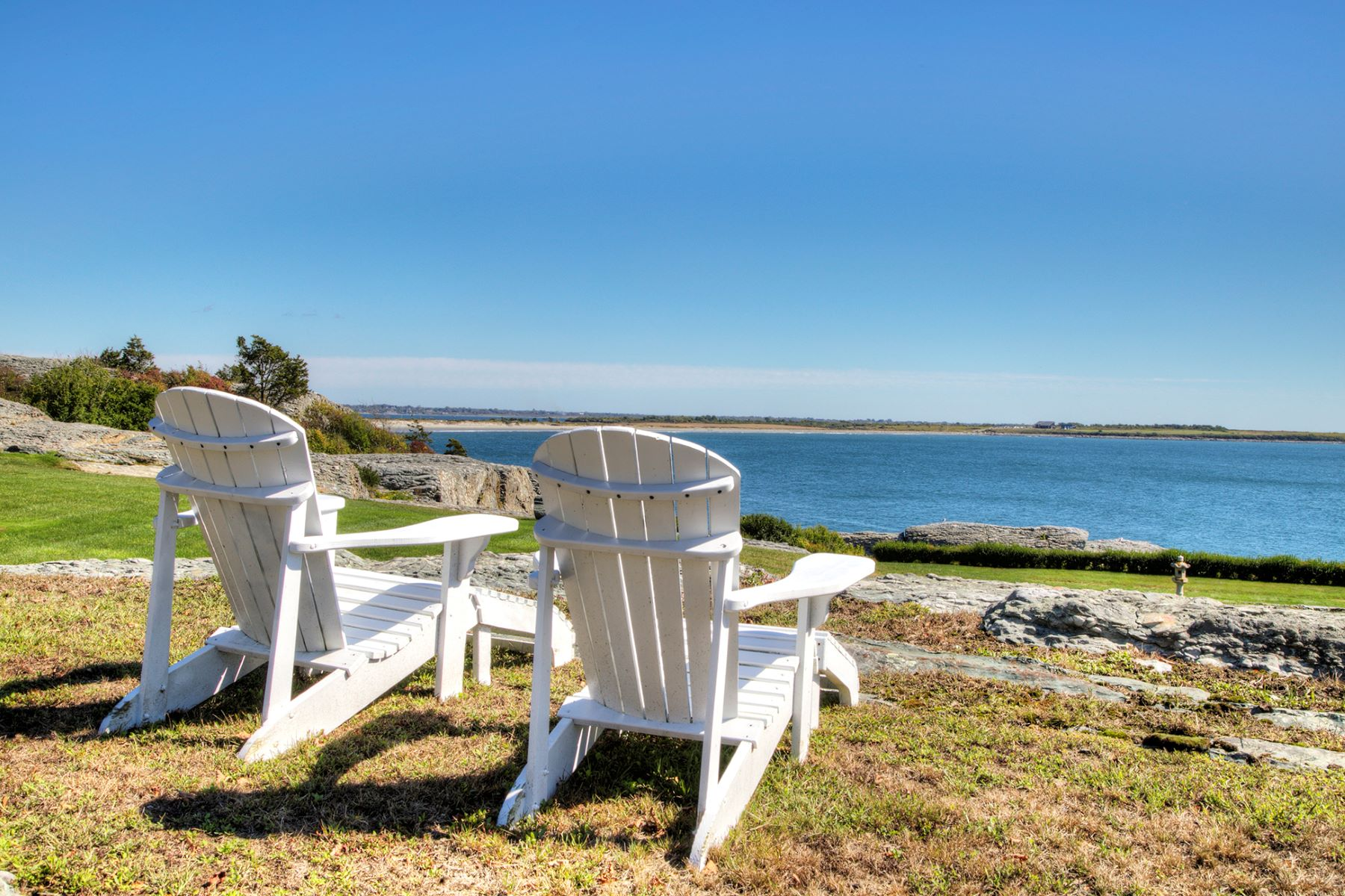 Single Family Home for Sale at Oceanfront on Easton's Point 565 Tuckerman Avenue Middletown, Rhode Island 02842 United States