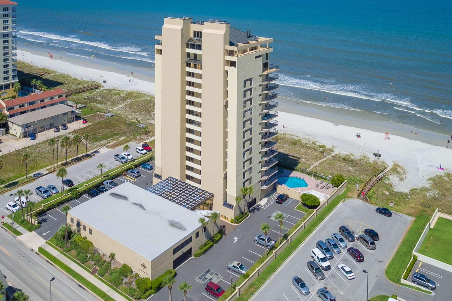 Condominium for Sale at The Waterford Condominium 1221 1st Street S. #IC Jacksonville Beach, Florida, 32250 United States