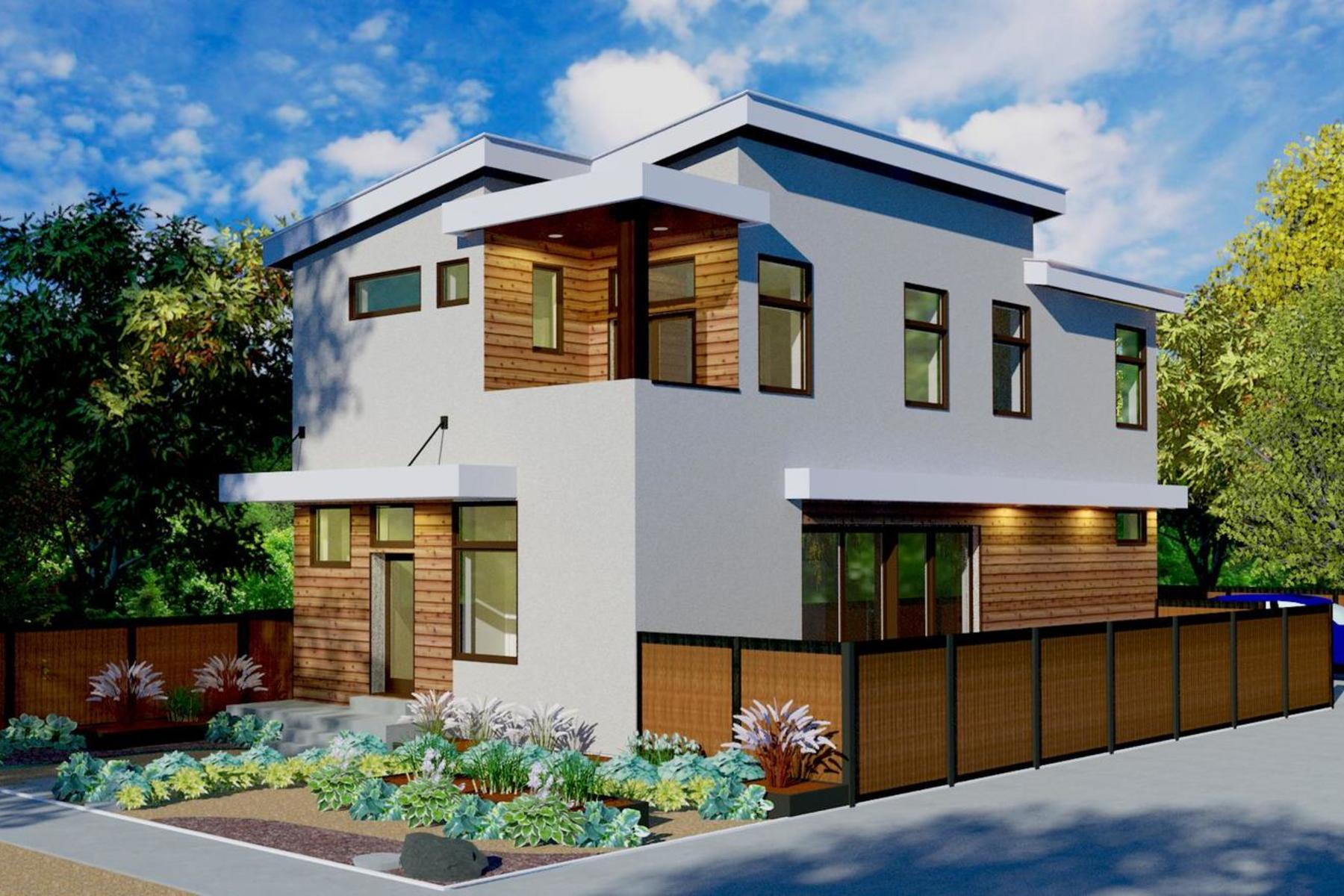 Villa per Vendita alle ore Chic Urban Living - Single Family 825 East 200 South Salt Lake City, Utah, 84102 Stati Uniti