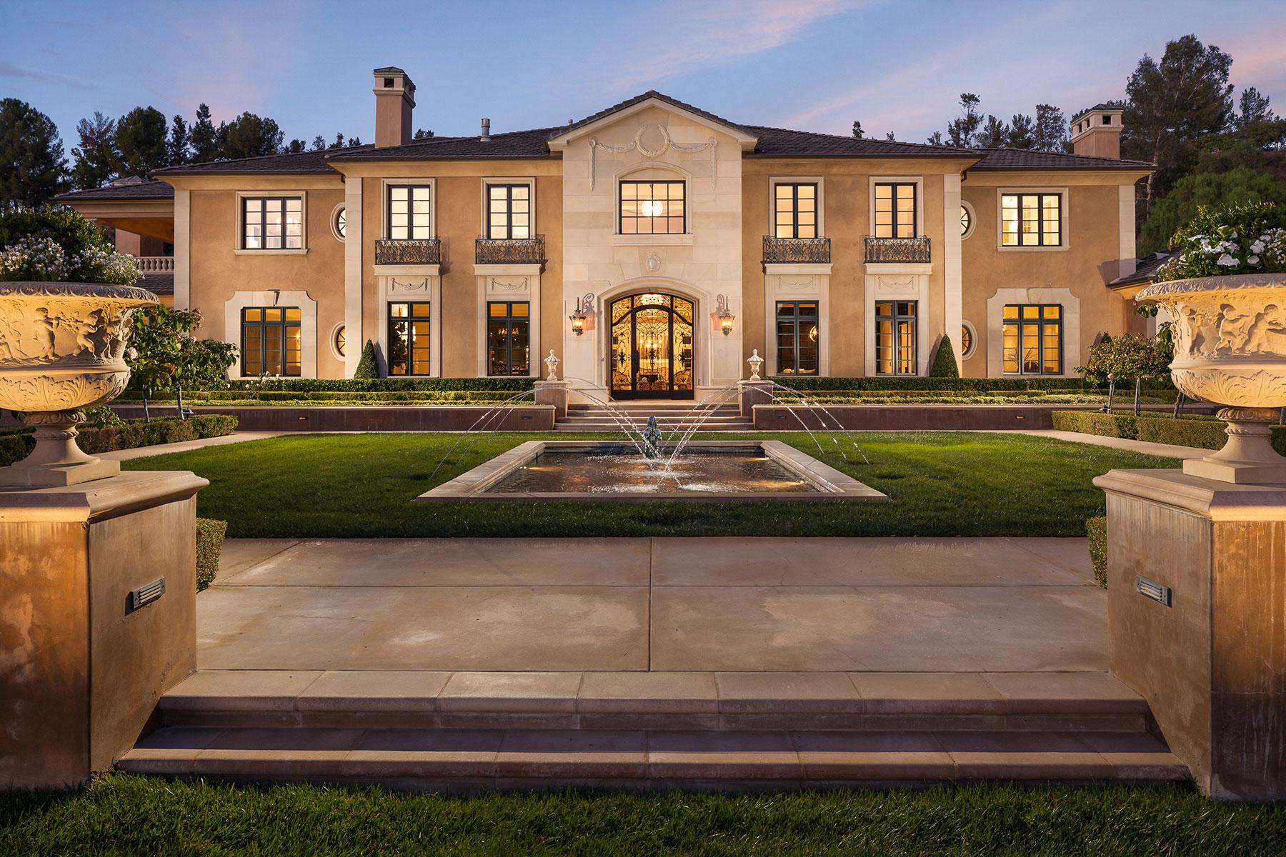 Частный односемейный дом для того Продажа на 31781 Secoya Wy Coto De Caza, Калифорния, 92679 Соединенные Штаты