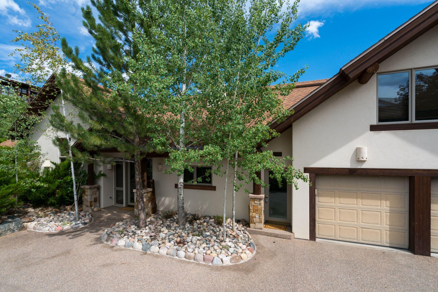 Maison unifamiliale pour l Vente à The Sunday House 1770 River Queen Lane Steamboat Springs, Colorado, 80487 États-Unis