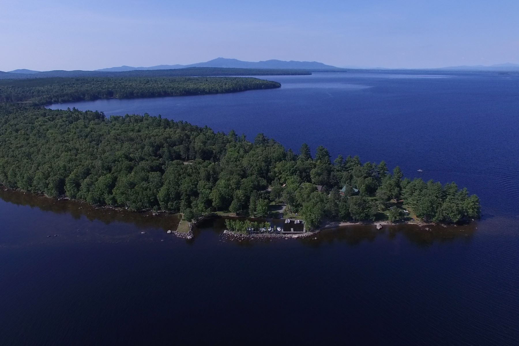 Single Family Home for Sale at 1 Casey's Road Lily Bay Twp, Maine 04441 United States