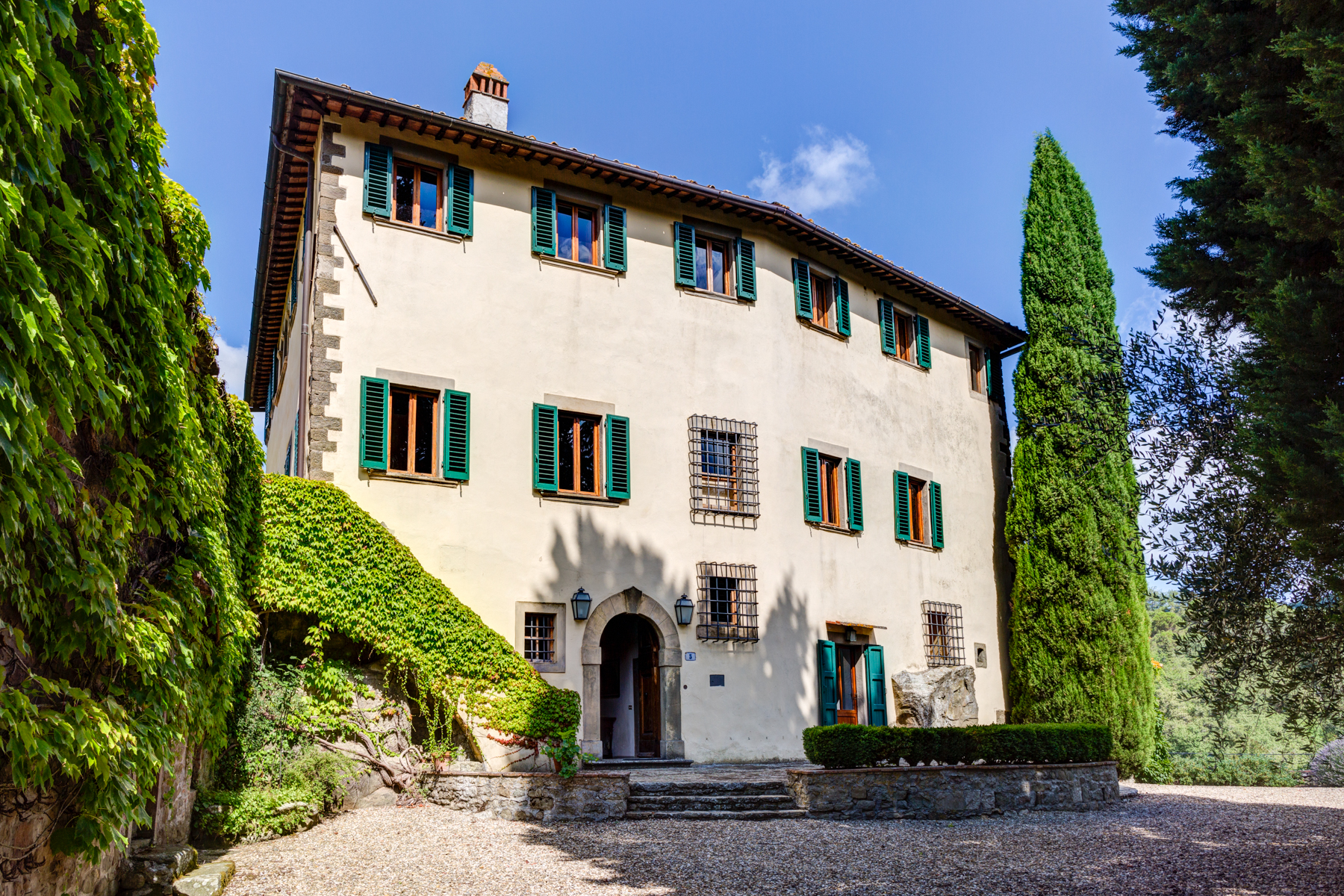 Single Family Home for Sale at Amazing property in Chianti loc. Le Convertoie Greve In Chianti, 50022 Italy