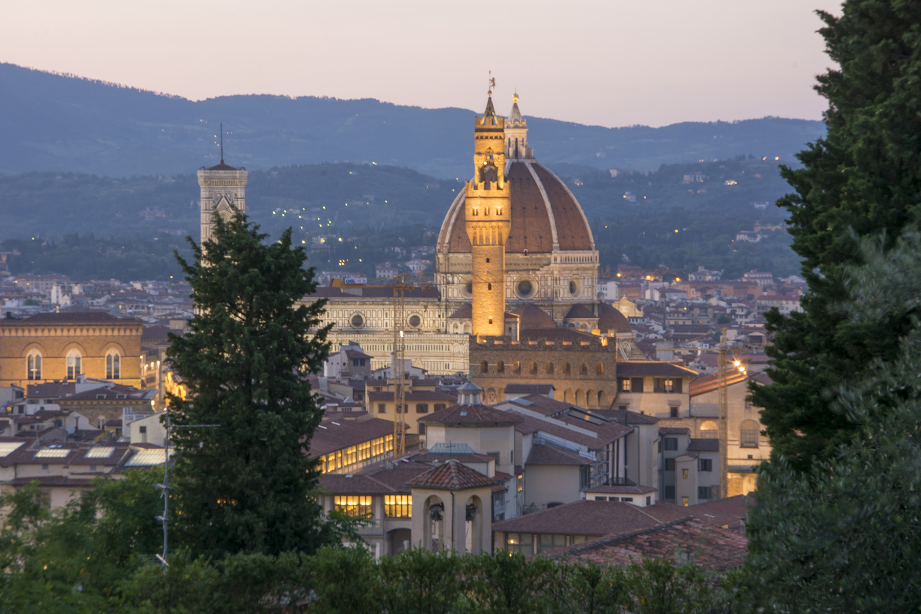 Additional photo for property listing at Beautiful villa with breathtaking views of Florence Firenze, Florence Italy