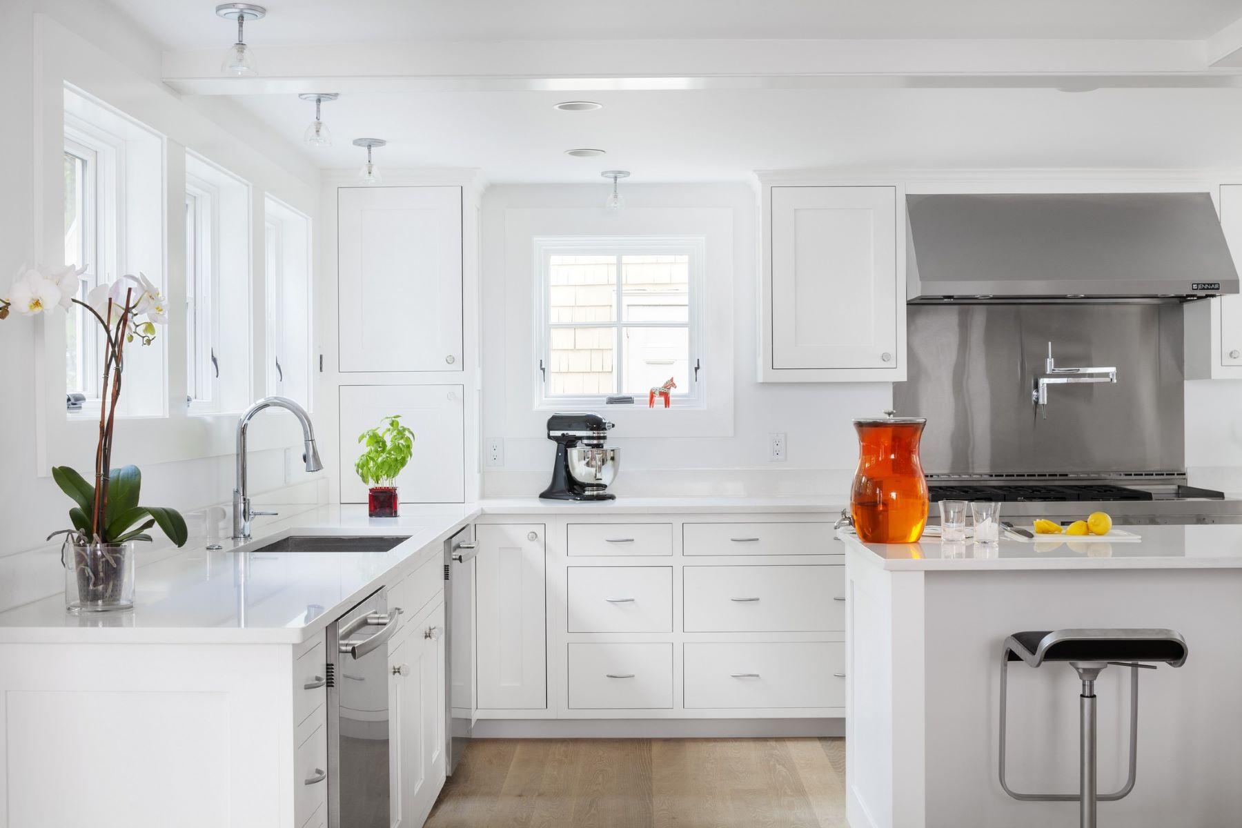 Single Family Home for Sale at Stunning Scandinavian Design Home 881 Massachusetts Ave Lexington, Massachusetts, 02420 United States