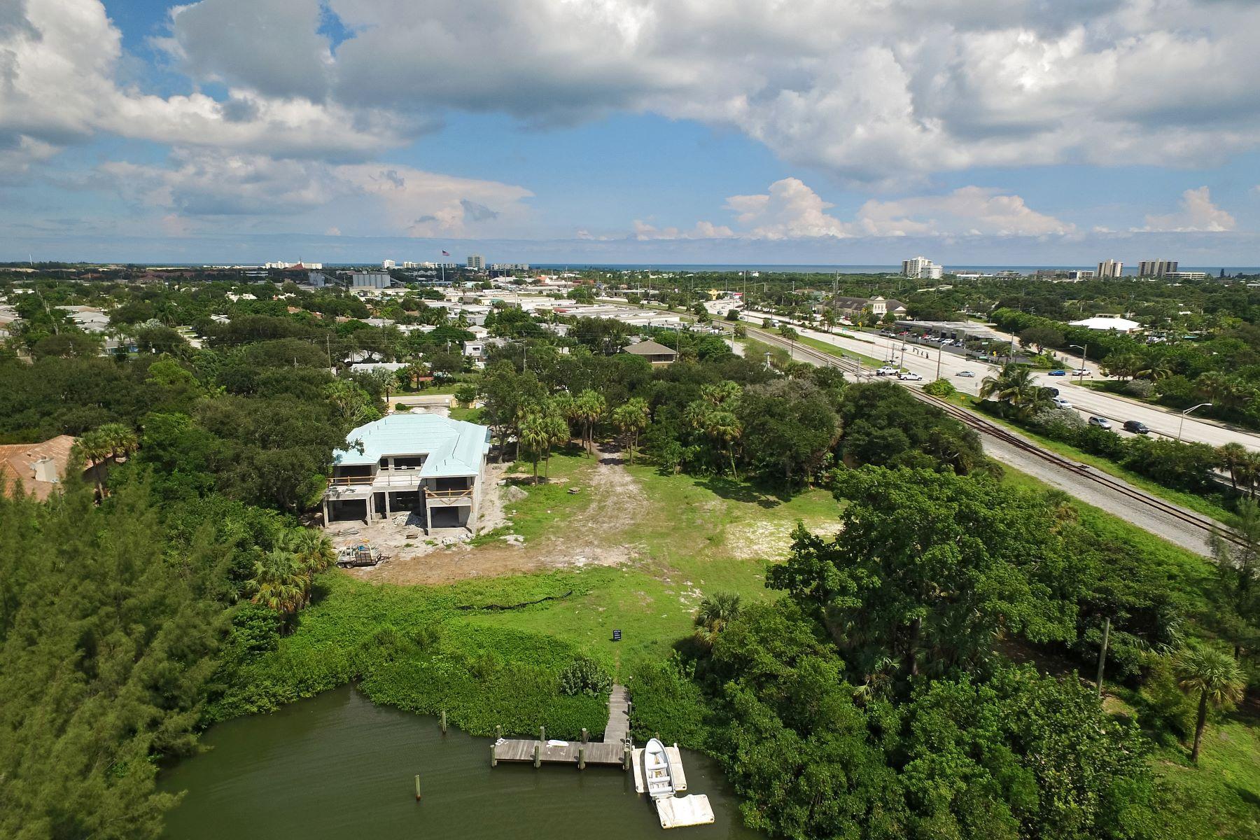 Land for Sale at 206 E Riverside Drive Jupiter, Florida, 33477 United States