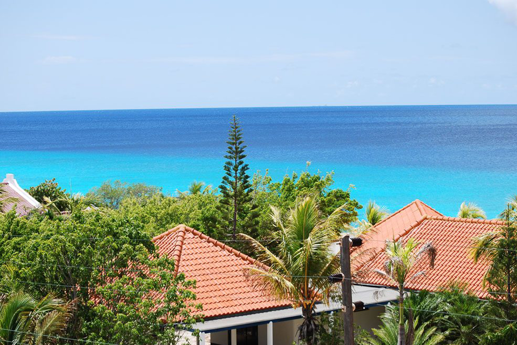 Single Family Home for Sale at Penthouse Zeezicht Punt Vierkant, Bonaire