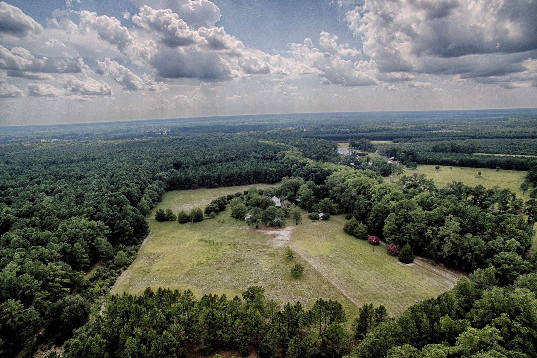 Farm / Ranch / Plantation for Sale at Fox Trail Farm 1082 Fox Trail Road Early Branch, South Carolina 29916 United States