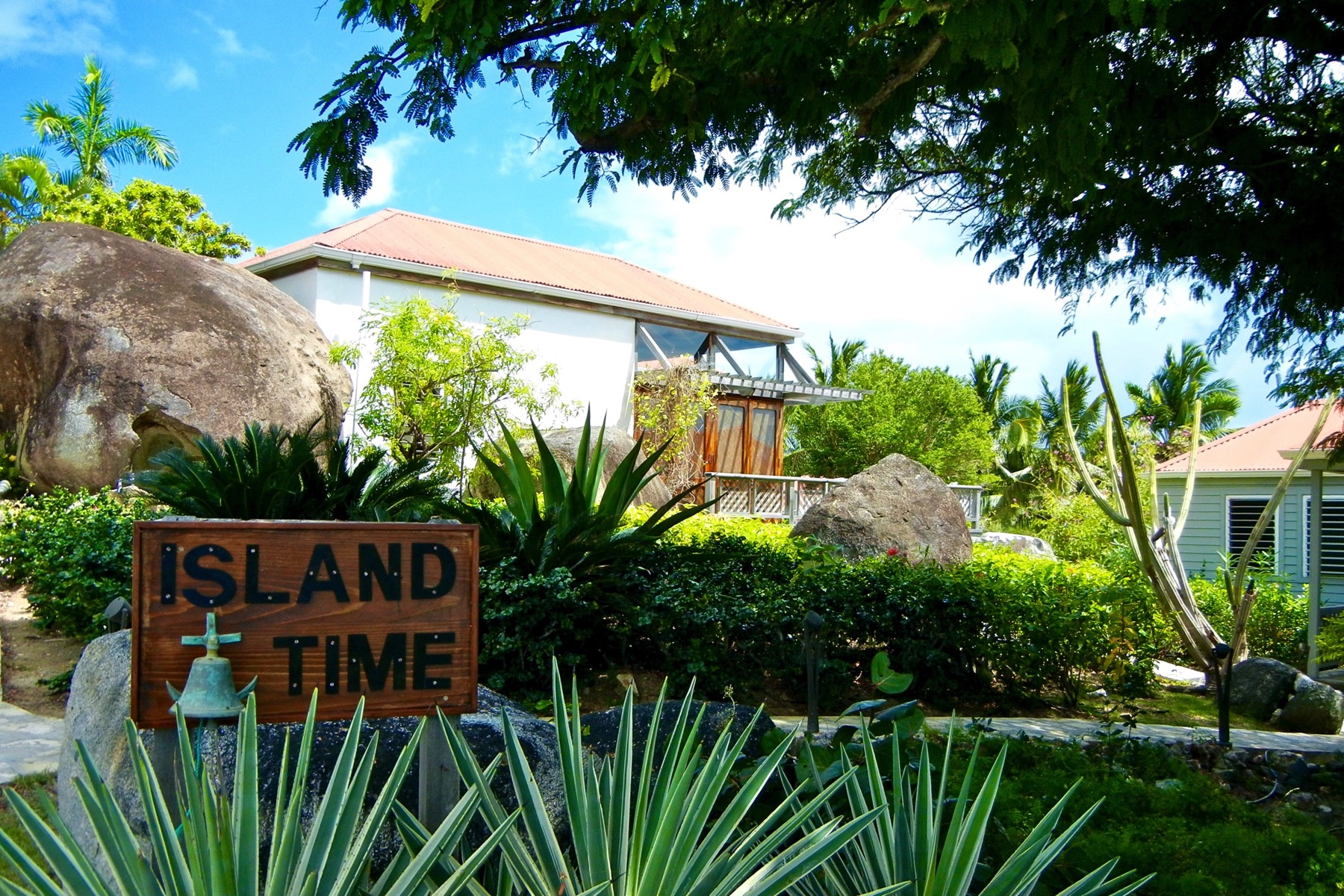 Single Family Home for Sale at Island Time Villa Trunk Bay, Virgin Gorda British Virgin Islands
