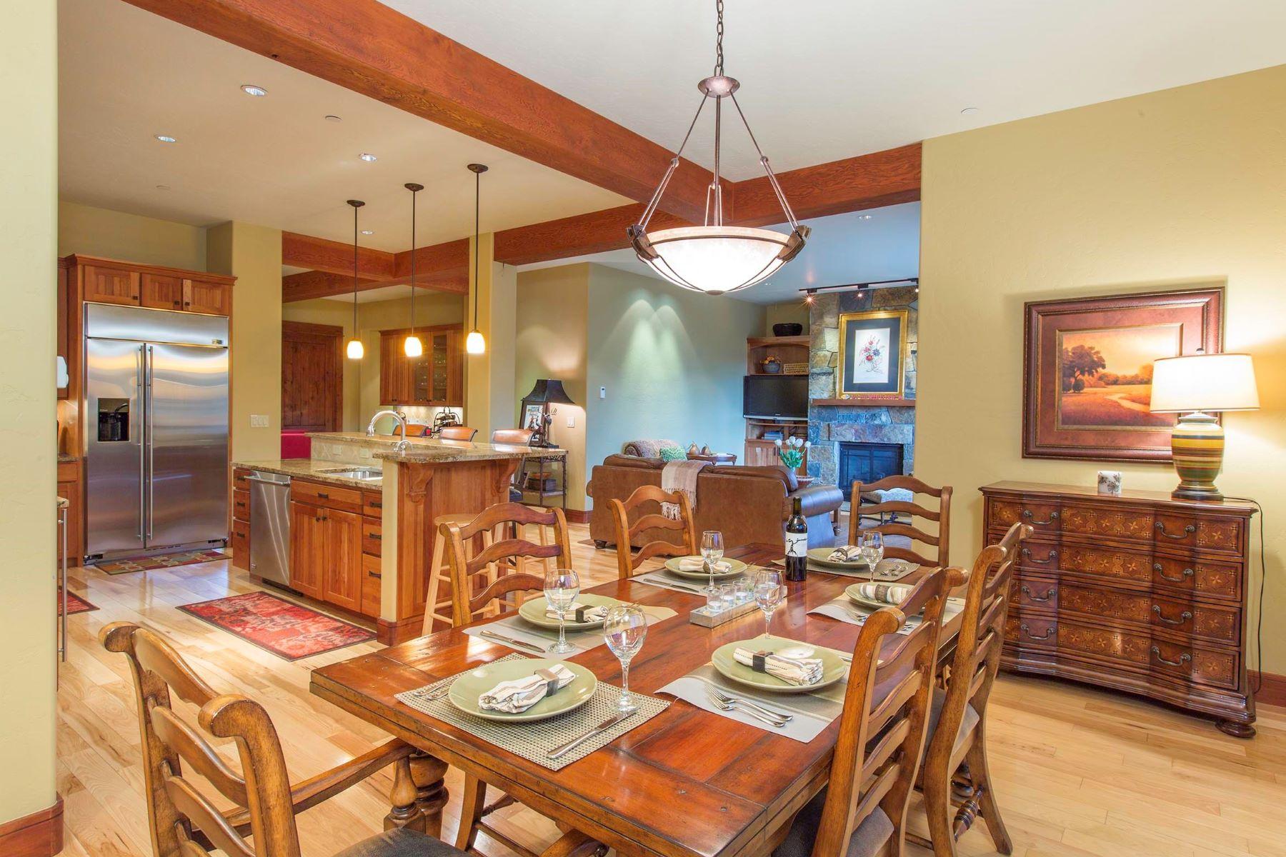 Condominio por un Venta en Tramontana Unit 3 95 Aspen Ridge Drive, Unit 3, Mountain Village, Telluride, Colorado, 81435 Estados Unidos