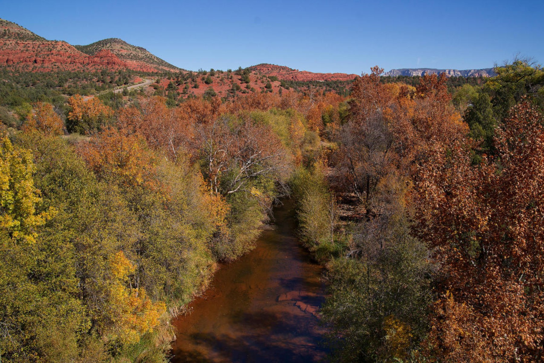 Land for Sale at Creek front property in AZ's high desert 365 Cross Creek Circle Sedona, Arizona, 86336 United States