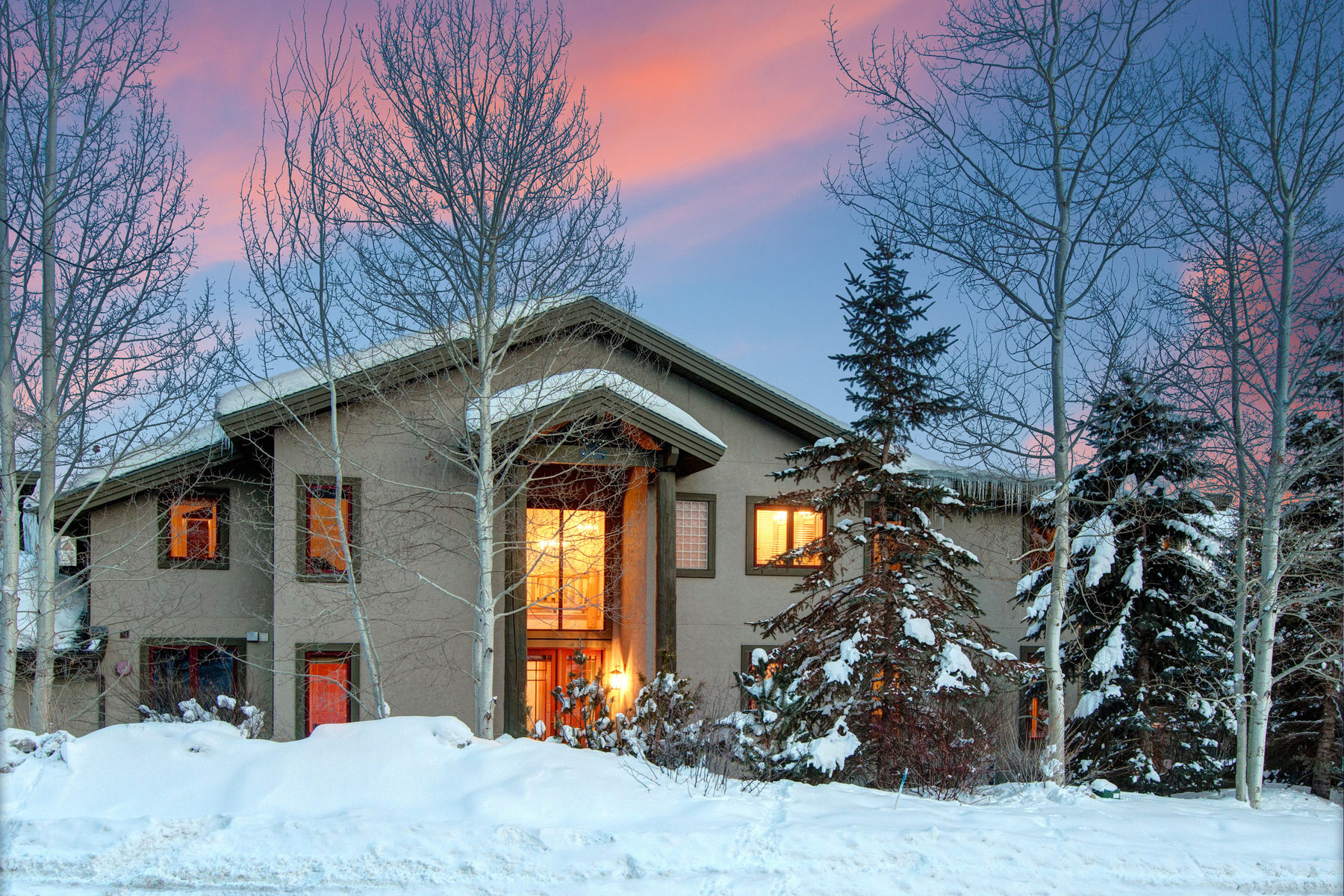 Townhouse for Sale at Recently Updated Townhome with Views 2728 Gallivan Loop Park City, Utah, 84060 United States