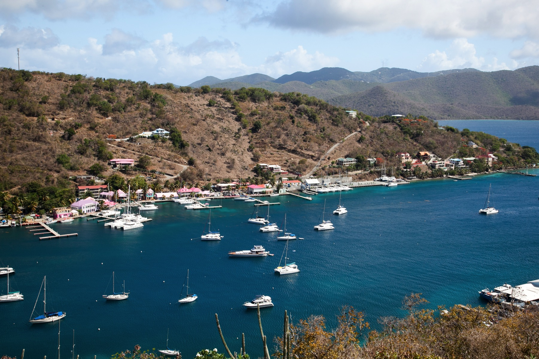Land for Sale at Sopers Harbour View West End, Tortola British Virgin Islands