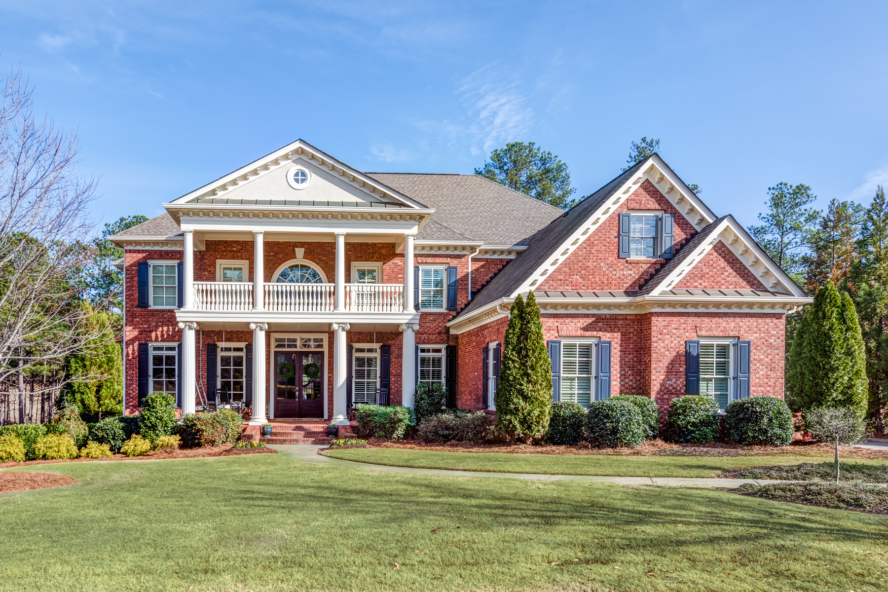 Vivienda unifamiliar por un Venta en Luxury Home In Gated Golf Community 4374 Oglethorpe Loop NW Acworth, Georgia 30101 Estados Unidos