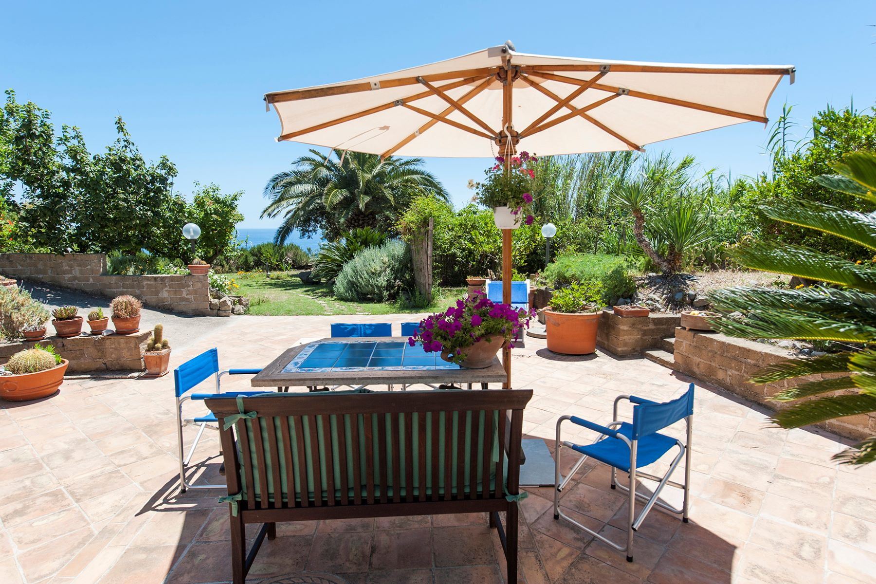 Single Family Home for Sale at Oasis of peace in the magic island of Ventotene Ventotene, Latina Italy