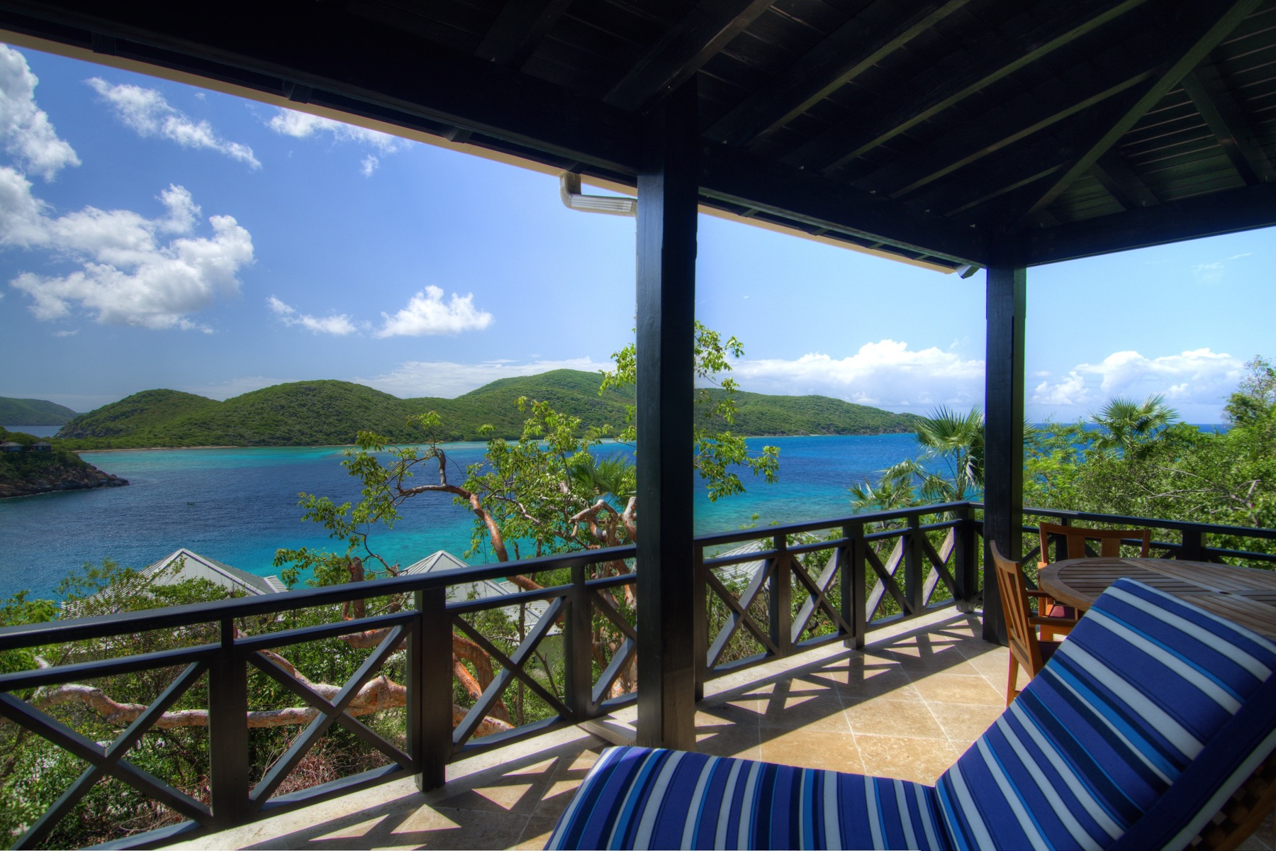واحد منزل الأسرة للـ Sale في Sunset House Little Scrub, Scrub Island British Virgin Islands