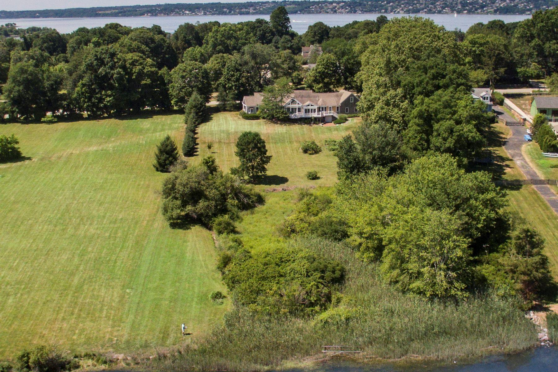 Single Family Home for Sale at Nanaquaket Cape 556 Nanaquaket Road Tiverton, Rhode Island 02878 United States