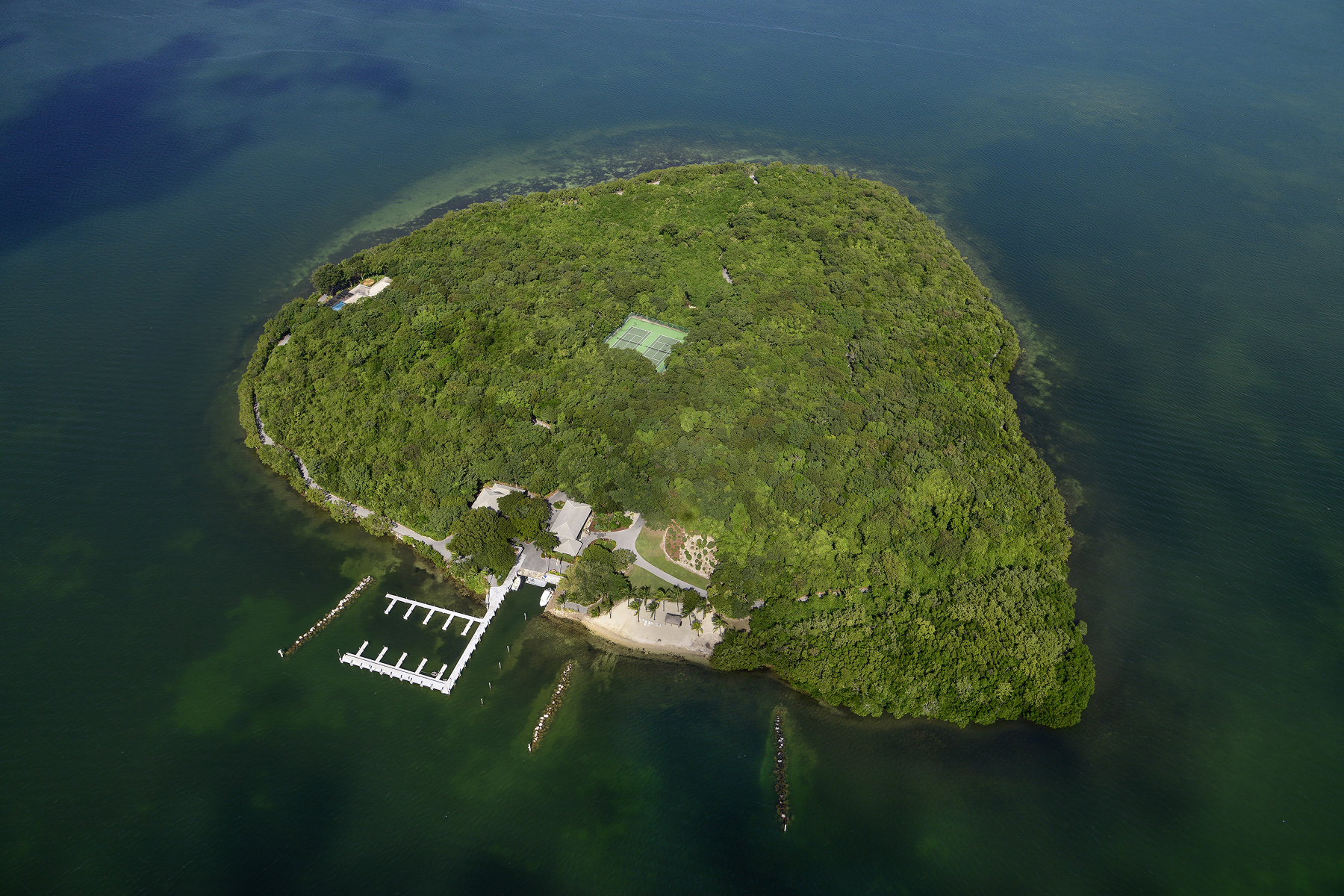 Additional photo for property listing at Pumpkin Key - Private Island in the Florida Keys  Key Largo, Florida 33037 Vereinigte Staaten
