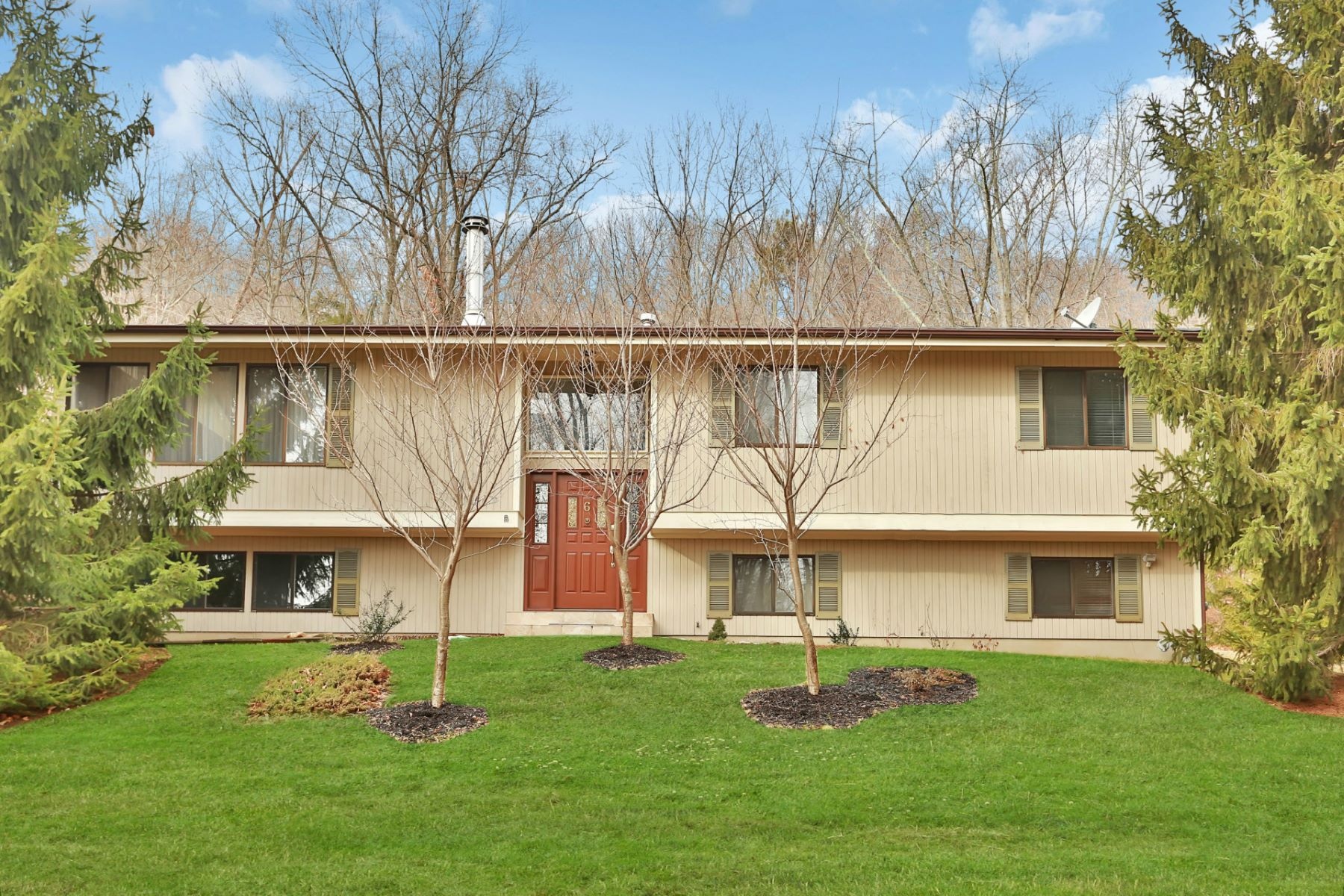 Single Family Home for Sale at Turn key and move in! 6 Colline Drive Montebello, New York, 10901 United States