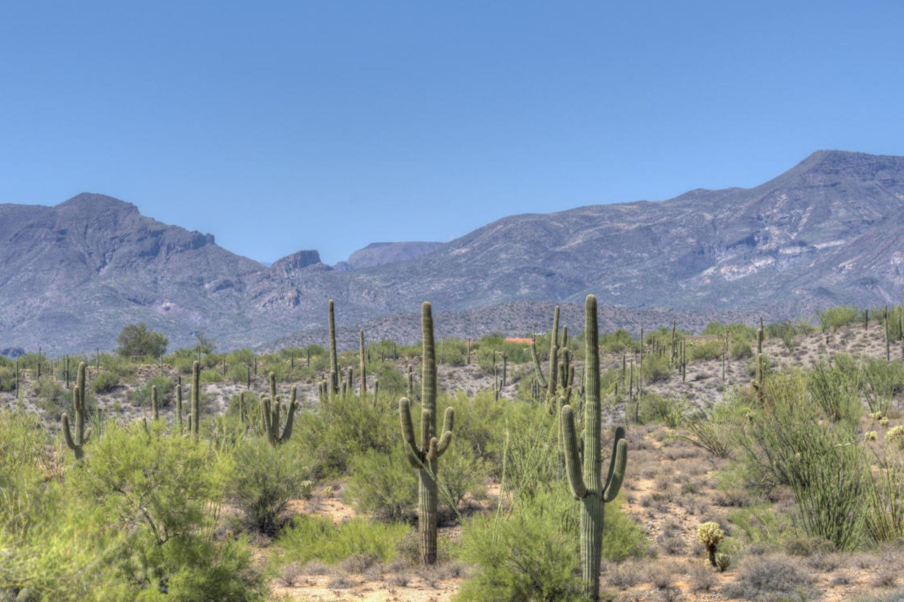 Land for Sale at Exceptional views and privacy in Carefree 81XX E Spanish Boot Rd Carefree, Arizona, 85377 United States