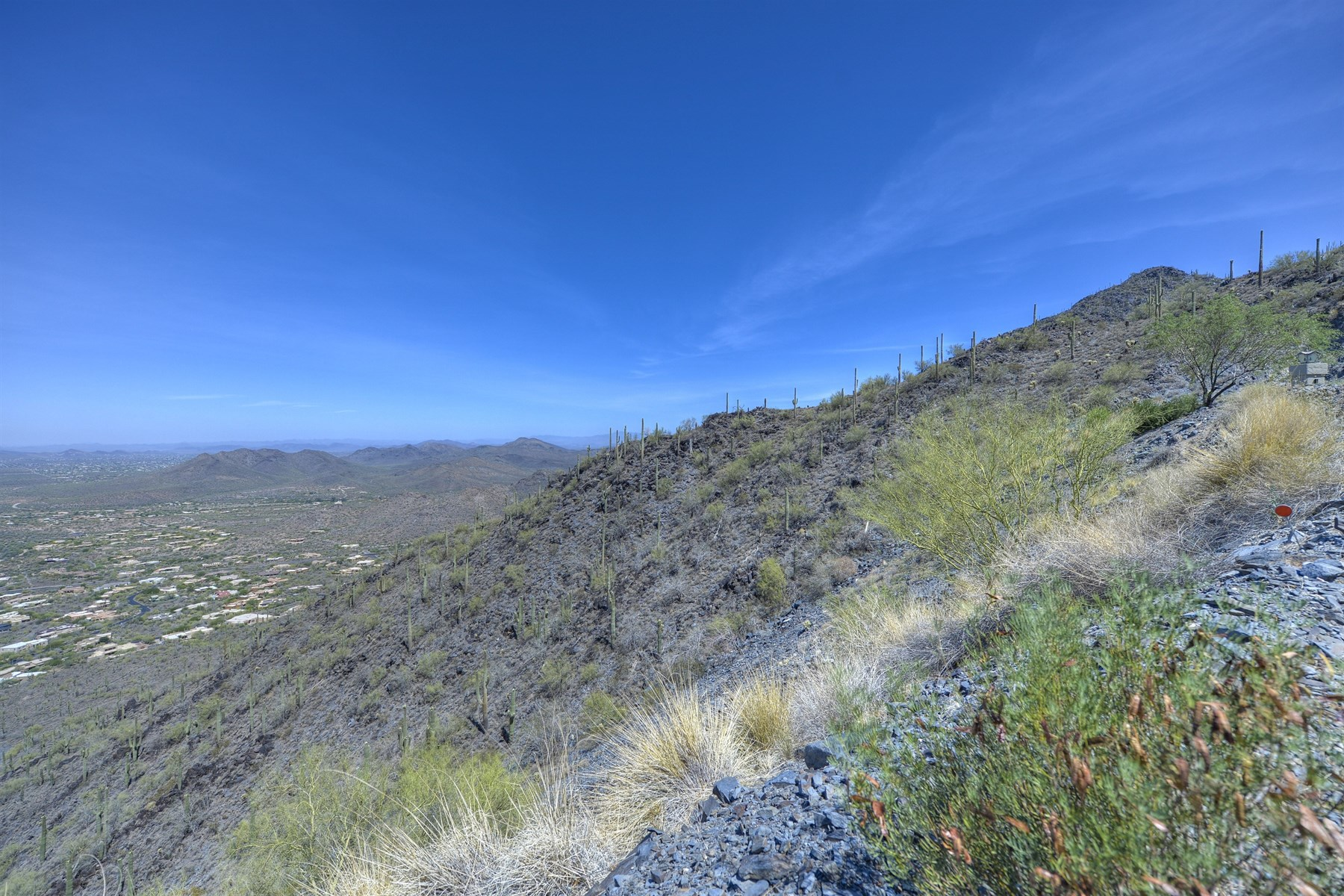 Land for Sale at Private Boulder Vista Estates Lot with Panoramic Views 346XX N Secluded Ln Carefree, Arizona, 85377 United States