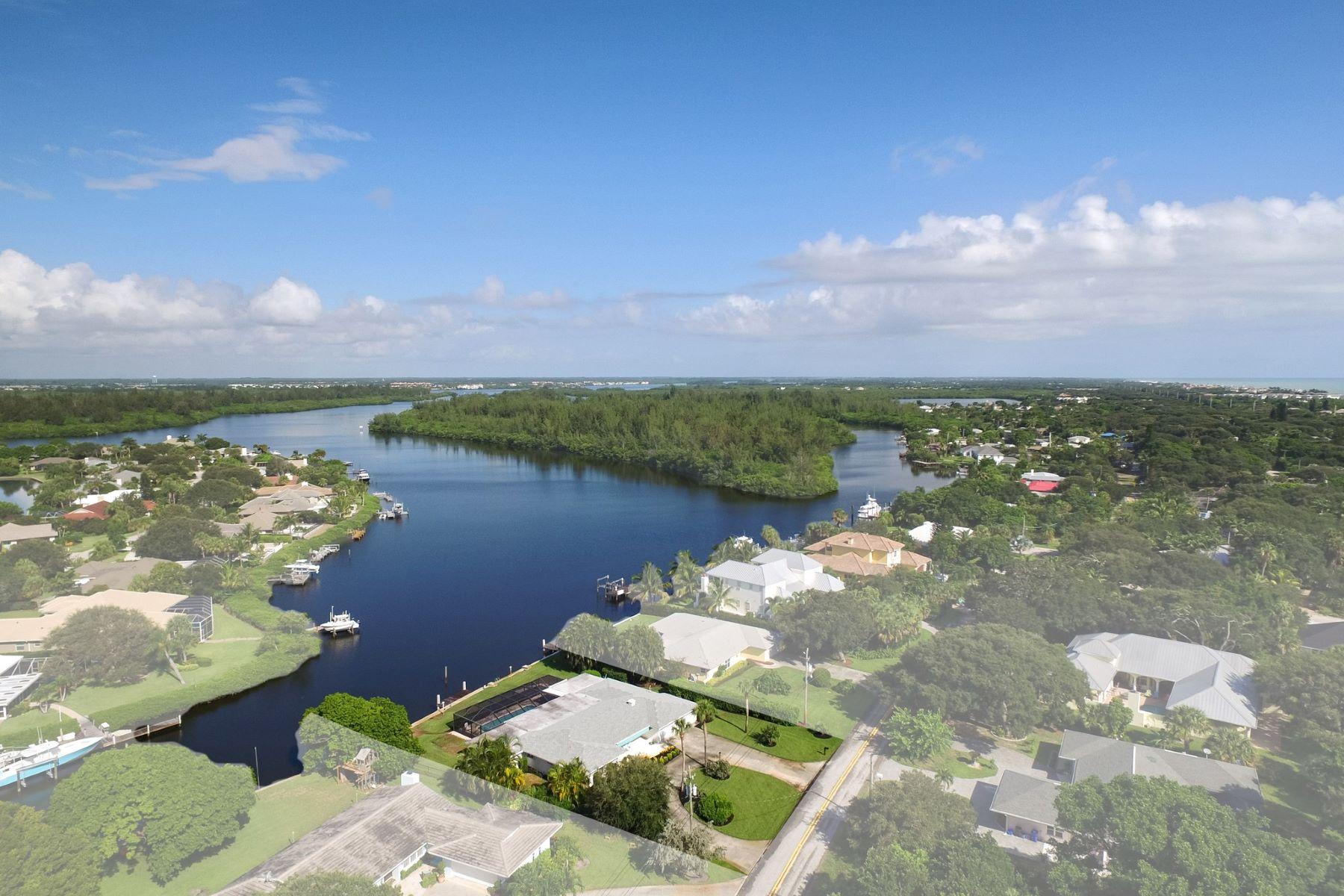 sales property at Inspiring Riverfront Home