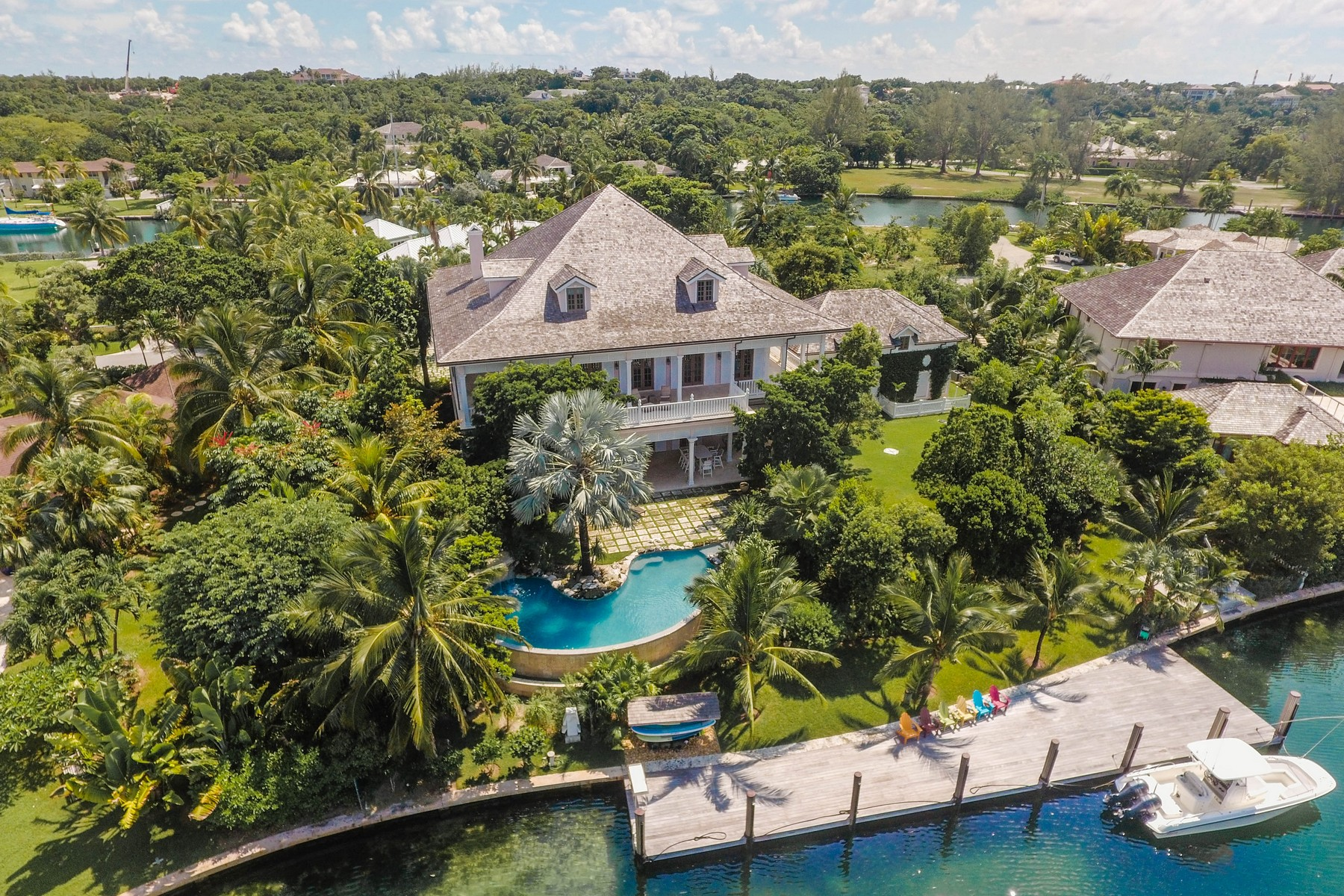 Additional photo for property listing at Deja Vu  Lyford Cay, New Providence/Nassau . Bahamas
