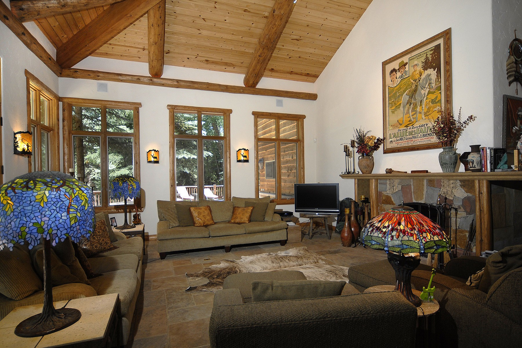 Additional photo for property listing at Fisherman's Fantasy in Aspen 179 Liberty Lane Woody Creek, Colorado 81656 United States