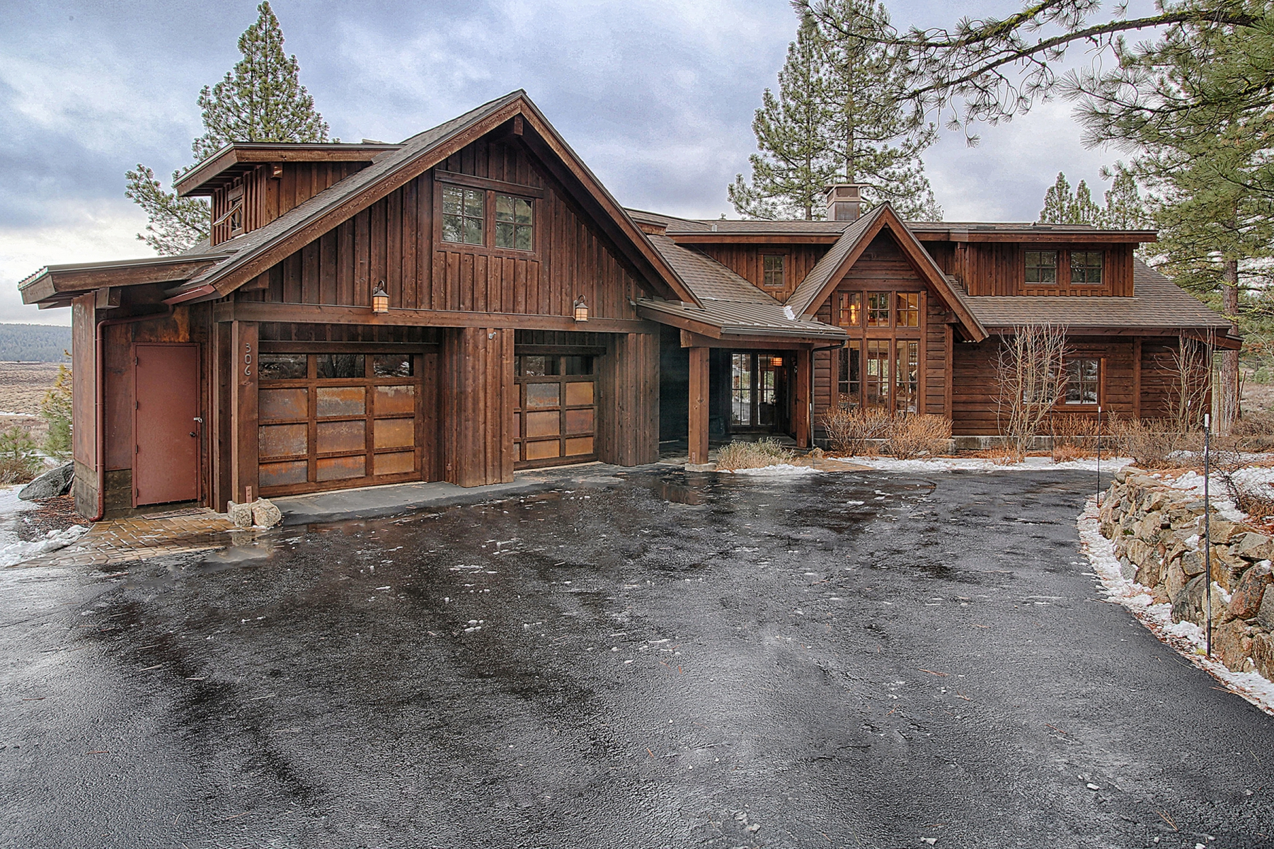 Частный односемейный дом для того Продажа на 306 Bob Haslem Truckee, Калифорния, 96161 Lake Tahoe, Соединенные Штаты