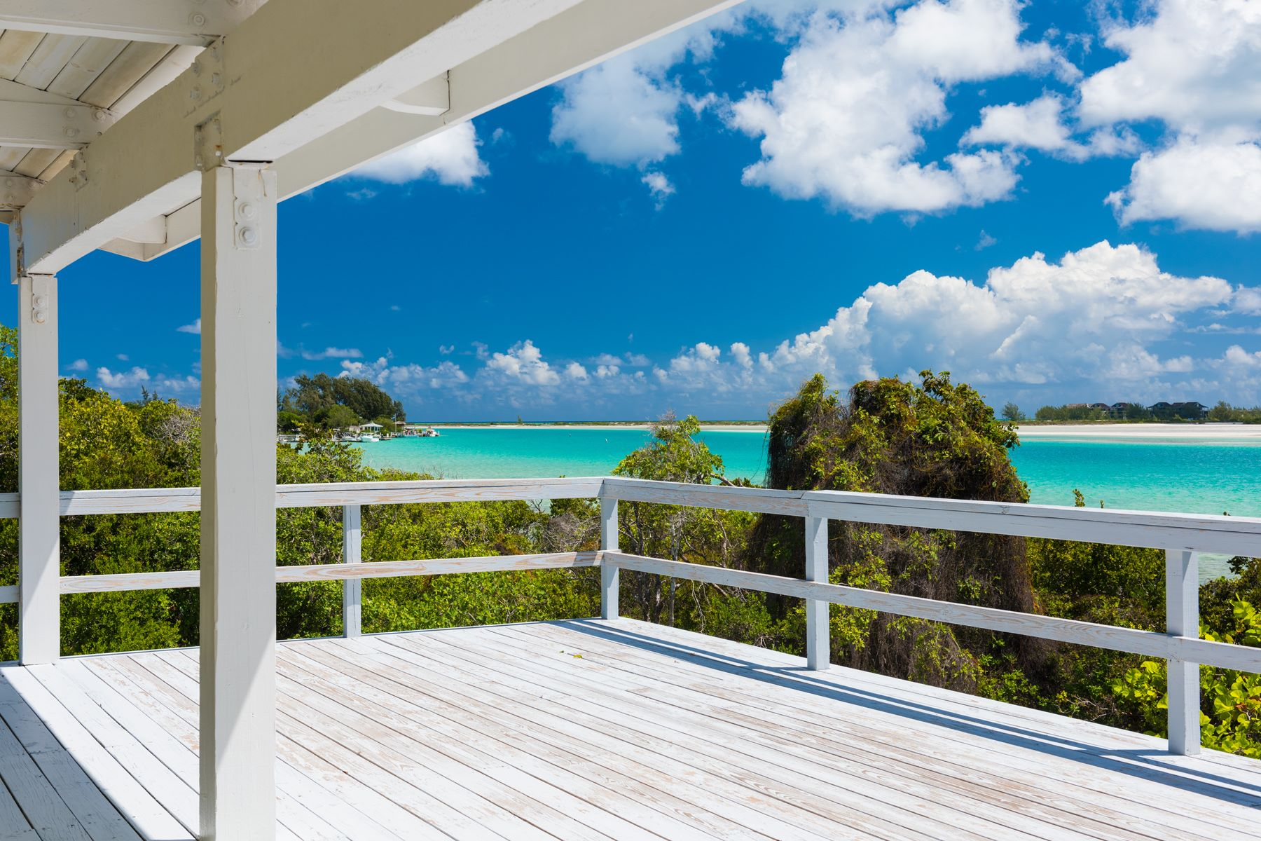 Single Family Home for Sale at Sandcastle on Pine Cay Channel Front Pine Cay, TCI Turks And Caicos Islands