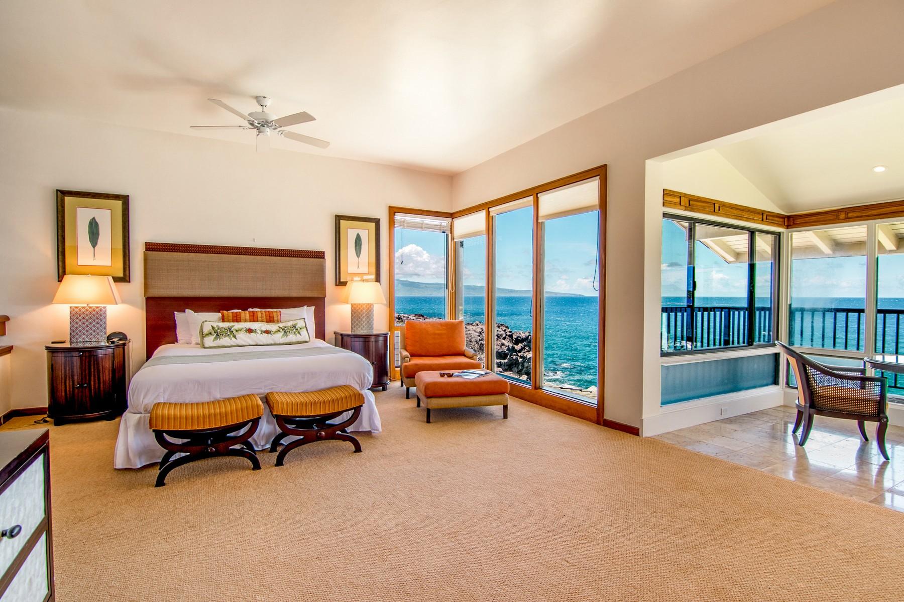 Condominium for Sale at Kapalua Bay Villa Oceanfront Two Bedroom 500 Bay Drive, Kapalua Bay Villa 30B3, 4 Kapalua, Hawaii, 96761 United States