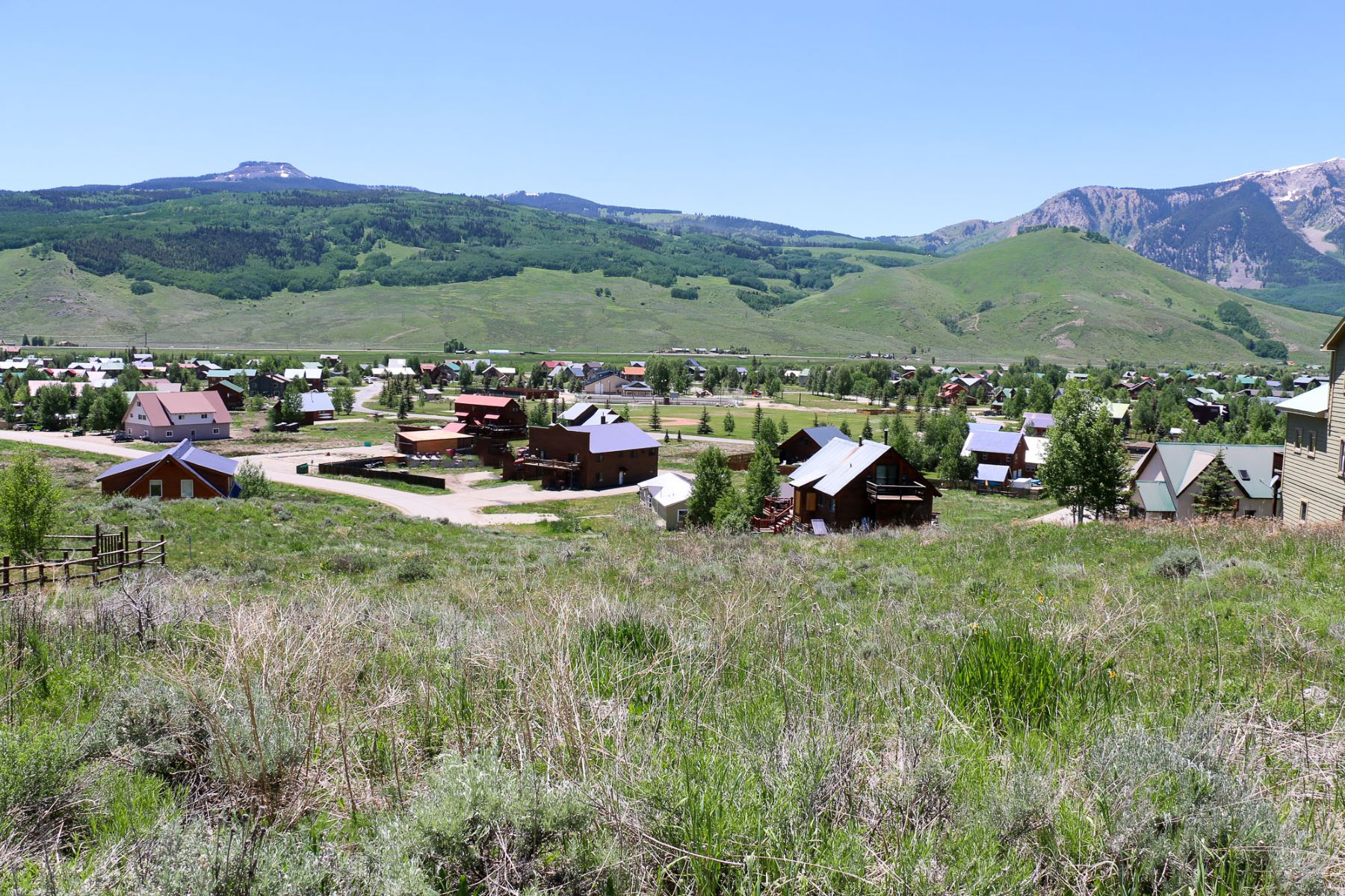 Land for Sale at Sunny CB South Parcel 196 Blackstock Drive Crested Butte, Colorado 81224 United States