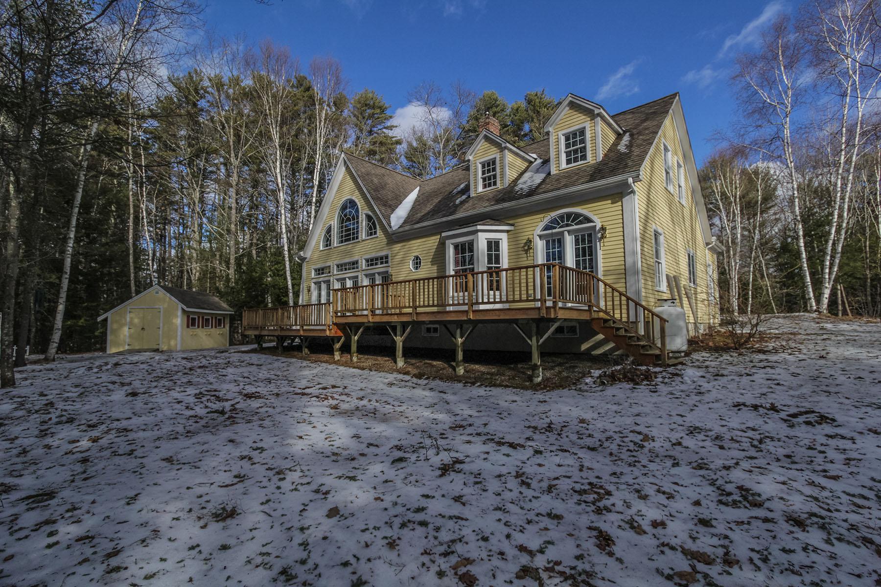 Autre bien résidentiel pour l Vente à 52 Falls Road Newcastle, Maine, 04553 États-Unis