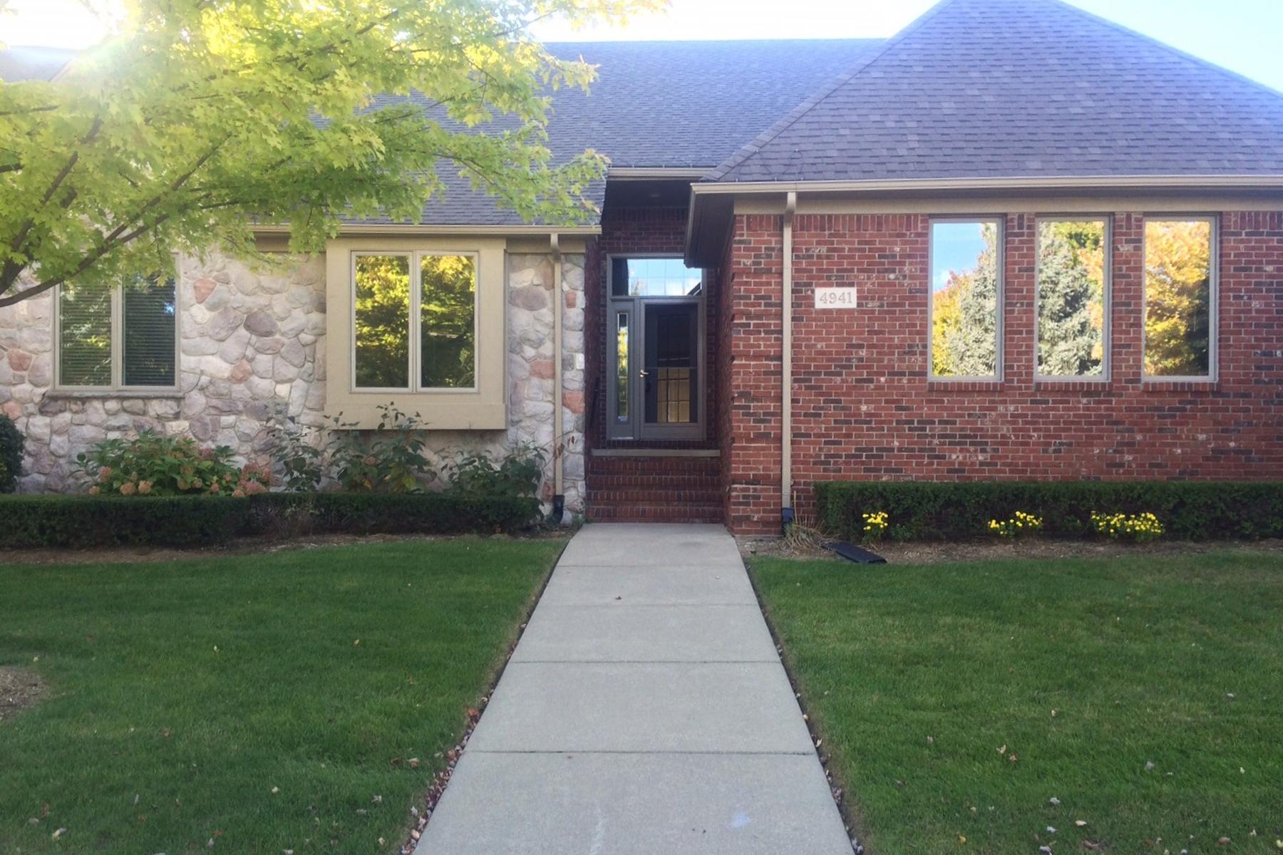 共管式独立产权公寓 为 销售 在 Washington Township 4941 Skyline Lane 华盛顿镇, 密歇根州, 48094 美国