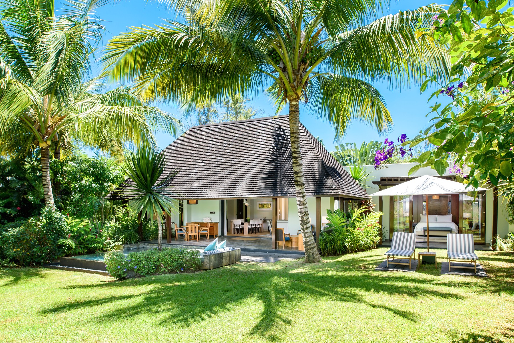 Single Family Home for Sale at Villa 215, Four Seasons Private Residence, Anahita Beau Champ, Flacq Mauritius