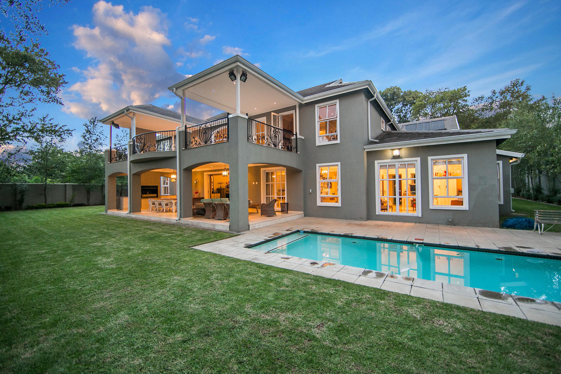 Villa per Vendita alle ore Illovo Illovo, Johannesburg, Gauteng Sudafrica